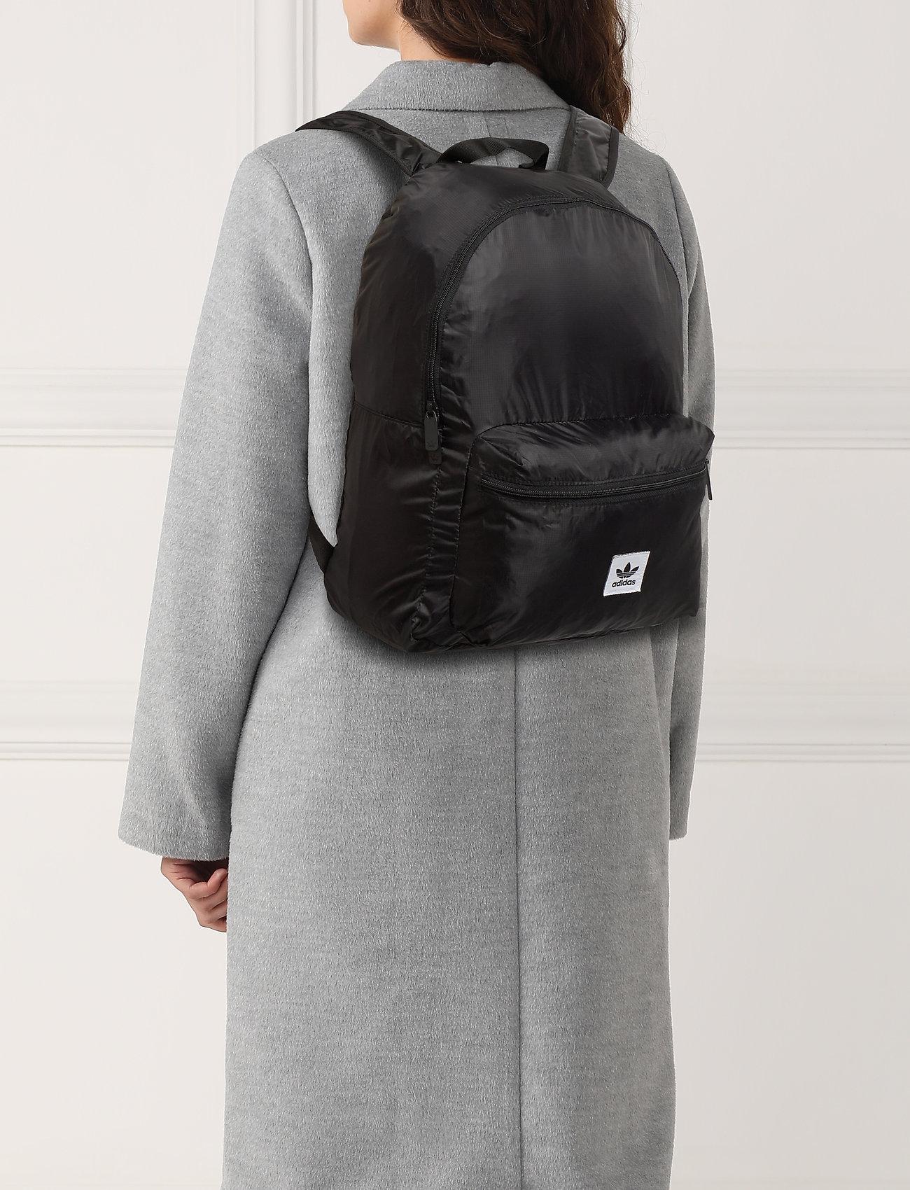 adidas Originals PACKABLE BP - BLACK/CROYAL