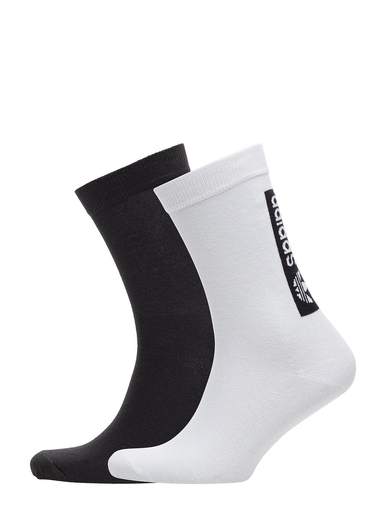 adidas Originals THN CRW - WHITE/BLACK