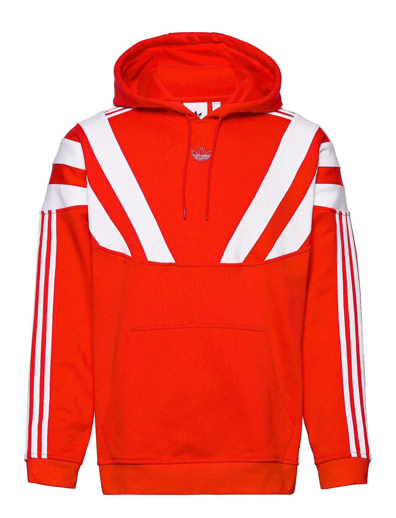 adidas Originals BLNT 96 HOODY - RED