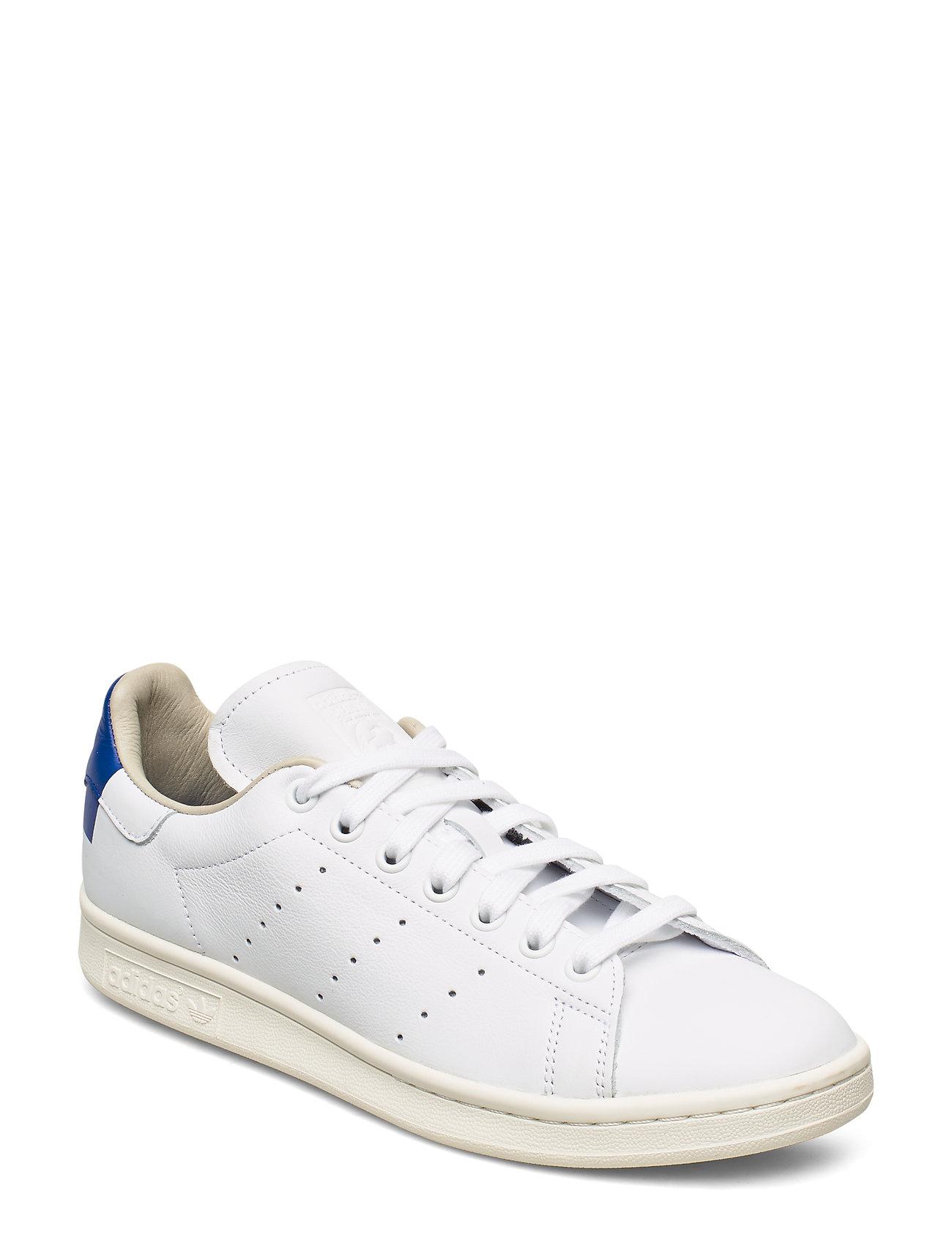 adidas Originals STAN SMITH - FTWWHT/CROYAL/OWHITE
