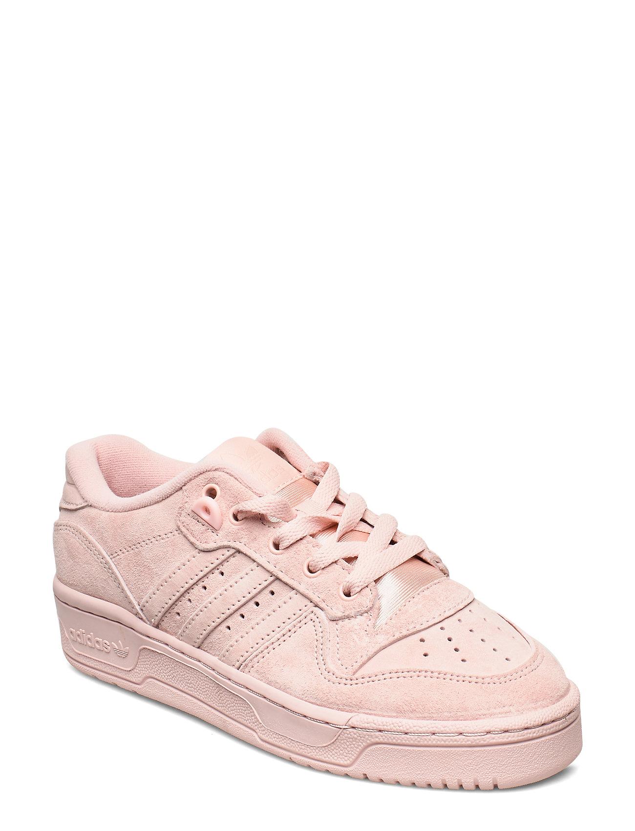 adidas Originals RIVALRY LOW J - VAPPNK/VAPPNK/VAPPNK