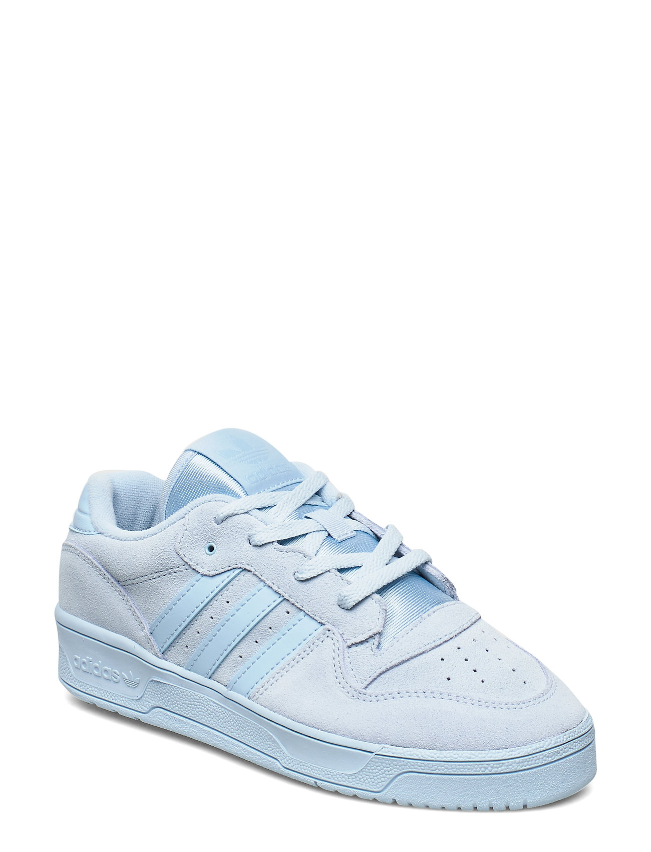 adidas Originals RIVALRY LOW C - CLESKY/CLESKY/FTWWHT