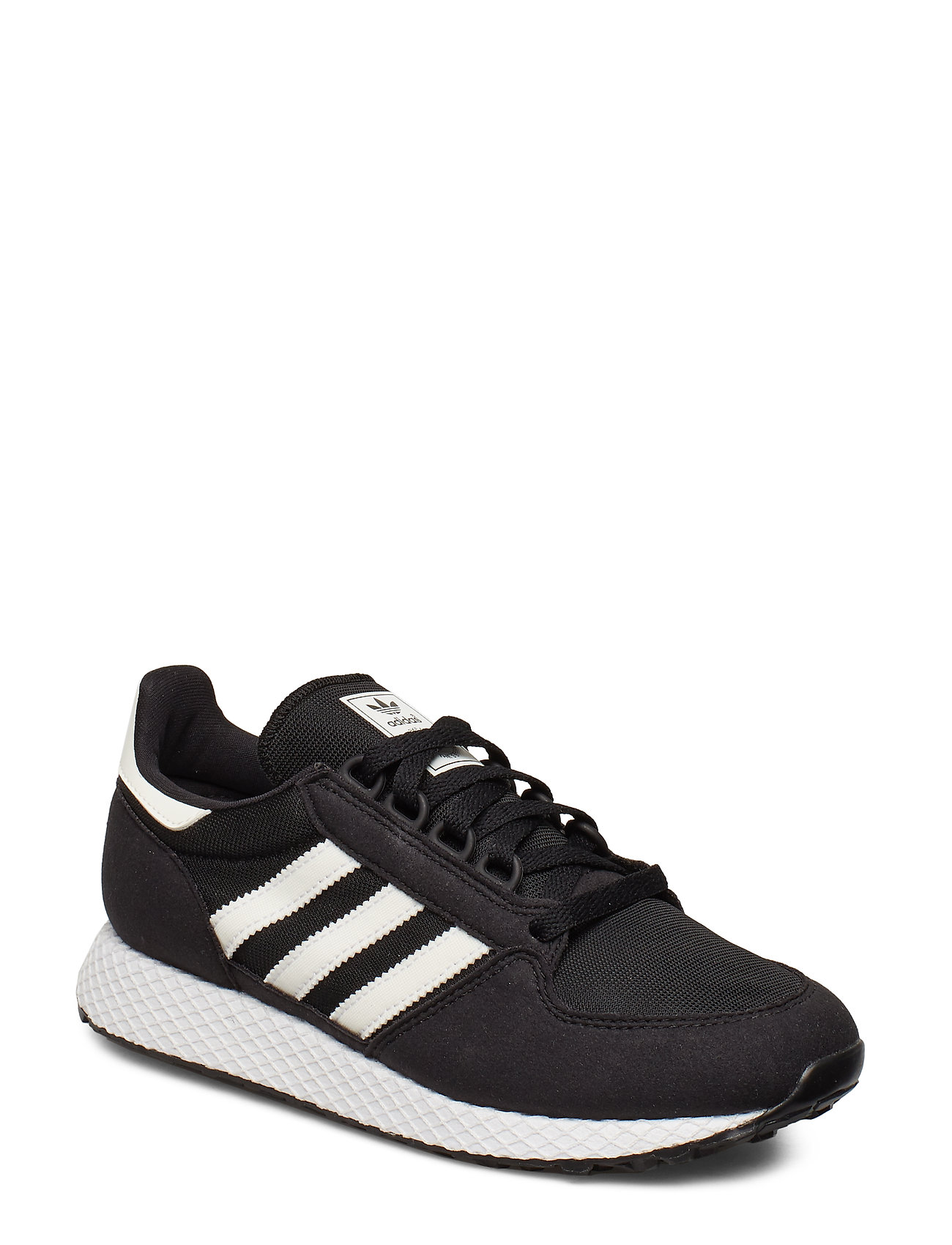adidas Originals FOREST GROVE J - CBLACK/CLOWHI/CWHITE
