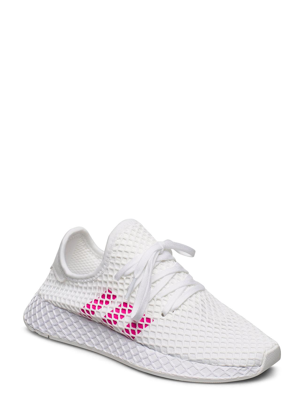 sencillo nada Vista  adidas Originals Deerupt Runner J (Ftwwht/shopnk/cblack), (45.47 €) | Large  selection of outlet-styles | Booztlet.com