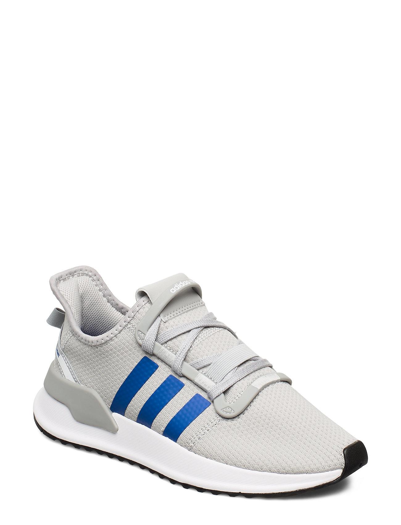 adidas Originals U_PATH RUN J - GRETWO/BLUE/FTWWHT