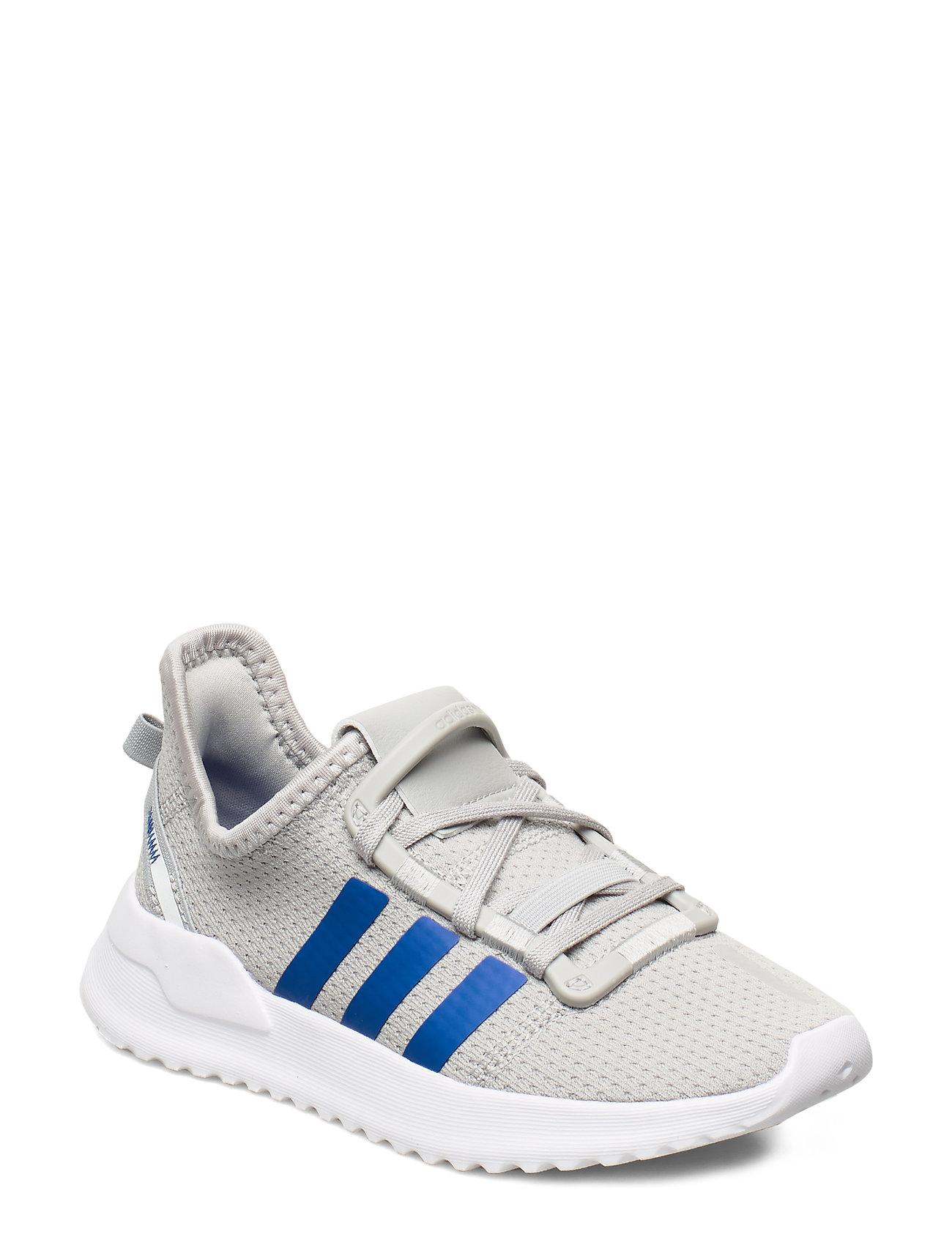 adidas Originals U_PATH RUN C - GRETWO/BLUE/FTWWHT