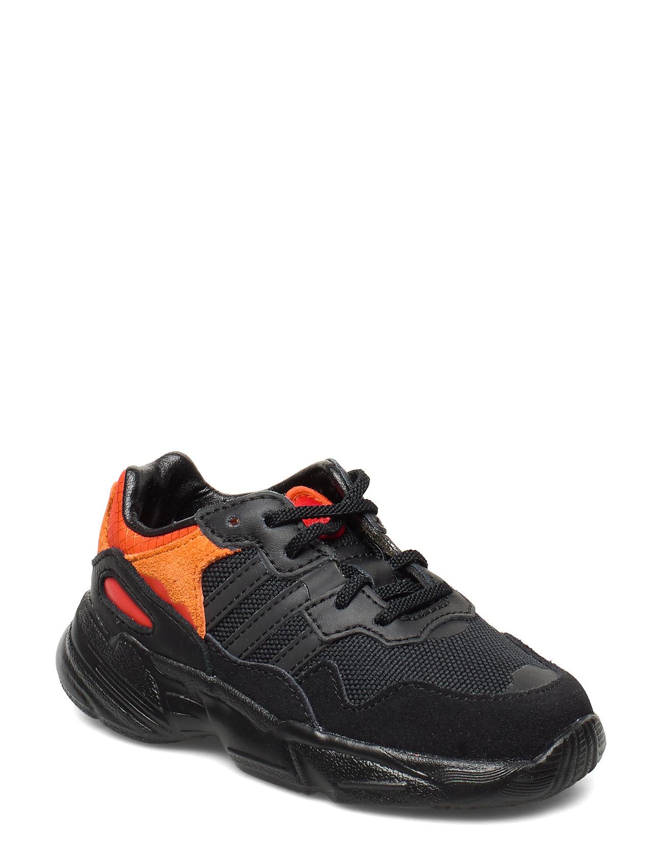 adidas Originals YUNG-96 EL I - CBLACK/CBLACK/CWHITE