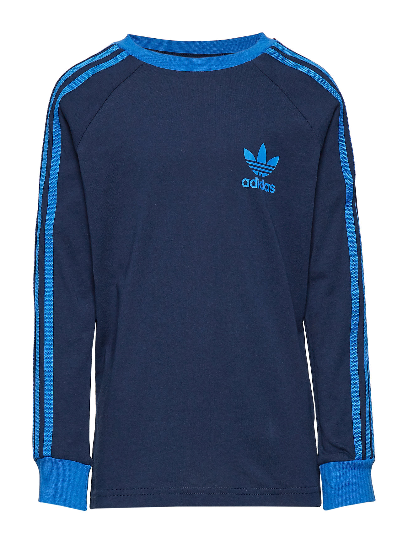 adidas Originals 3STRIPES LS - CONAVY/BLUBIR