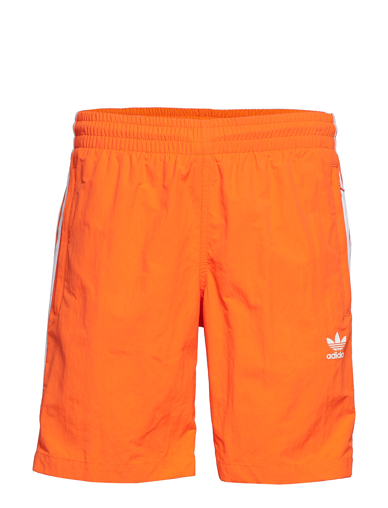 adidas Originals 3-STRIPES SWIM - ORANGE