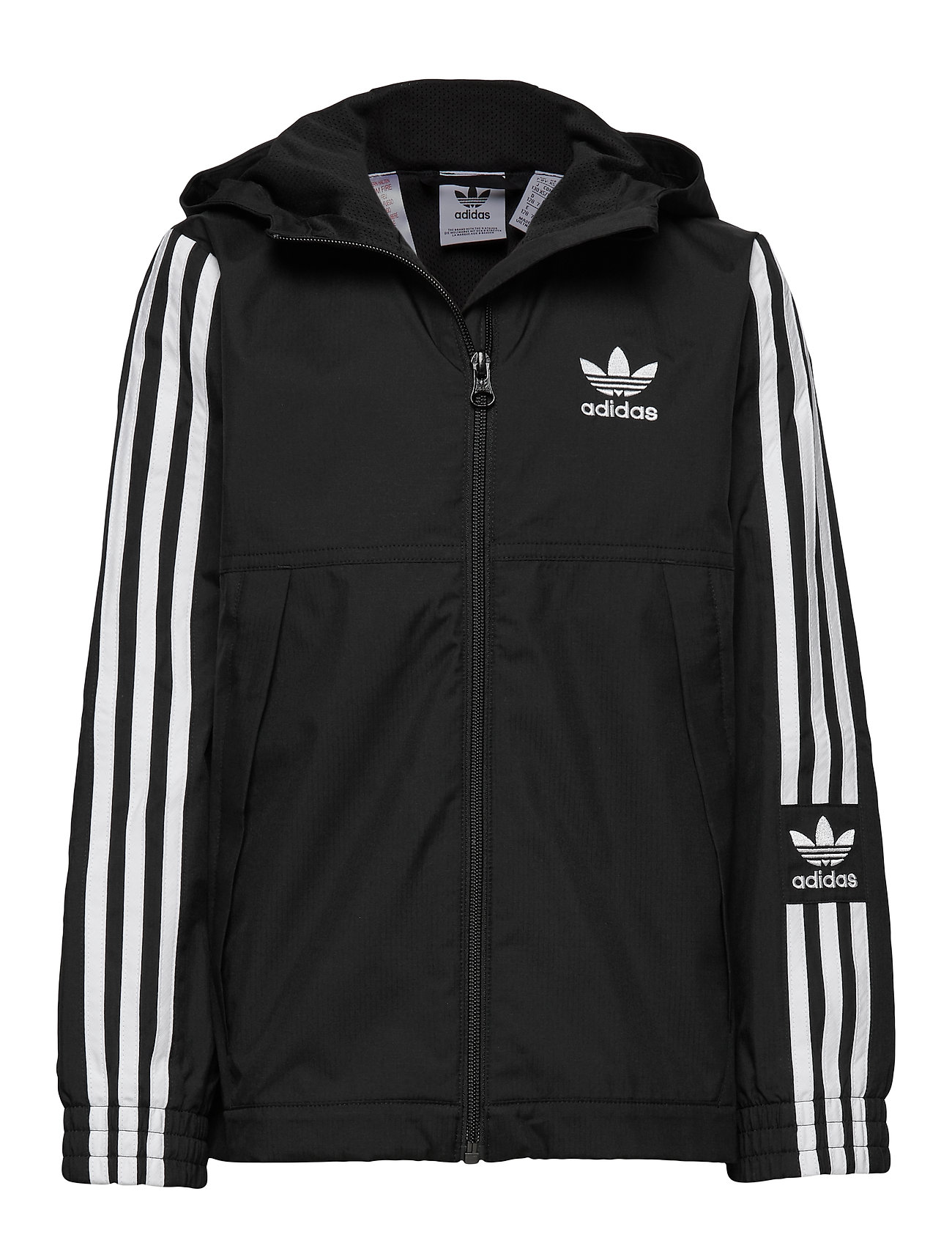 adidas Originals LOCK UP WB - BLACK/WHITE