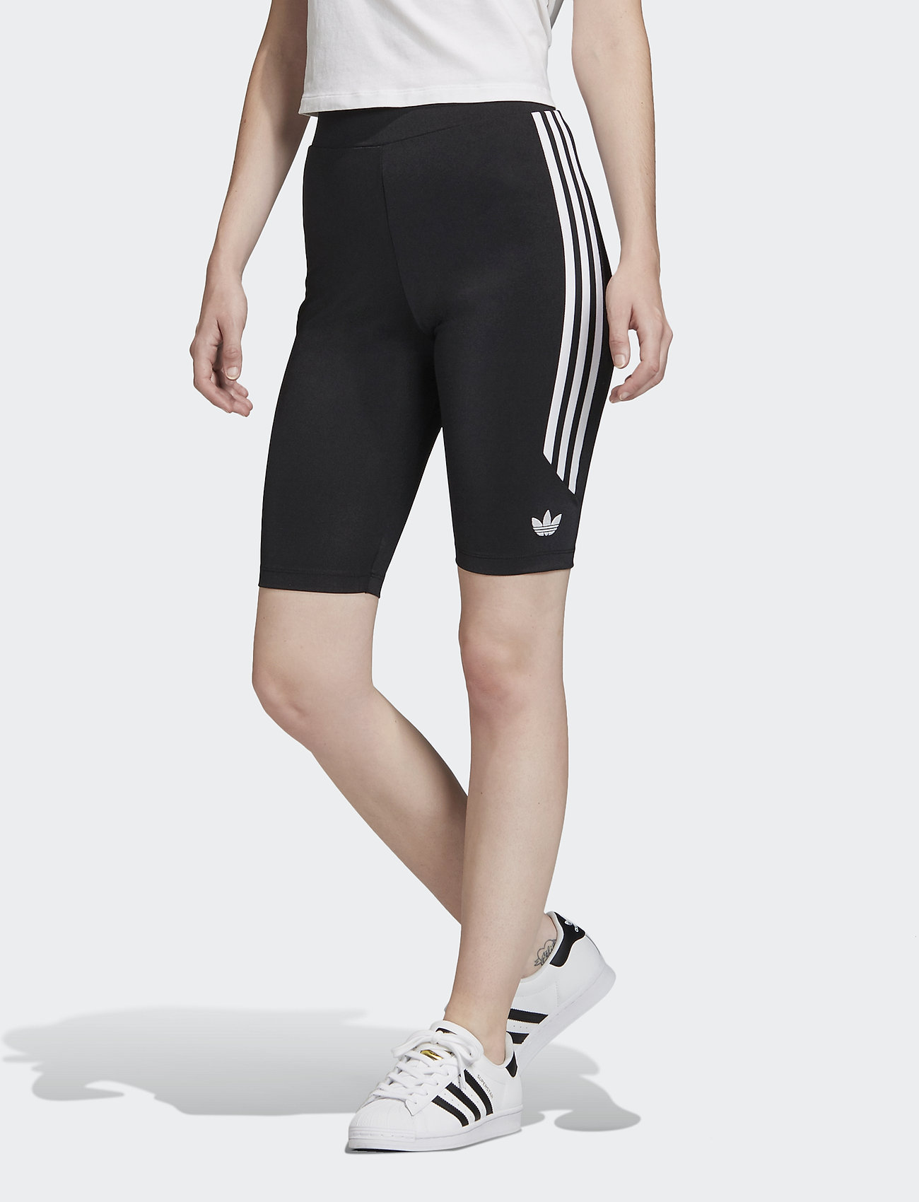 adidas Originals - CYCLING TIGHT - spodenki treningowe - black - 0