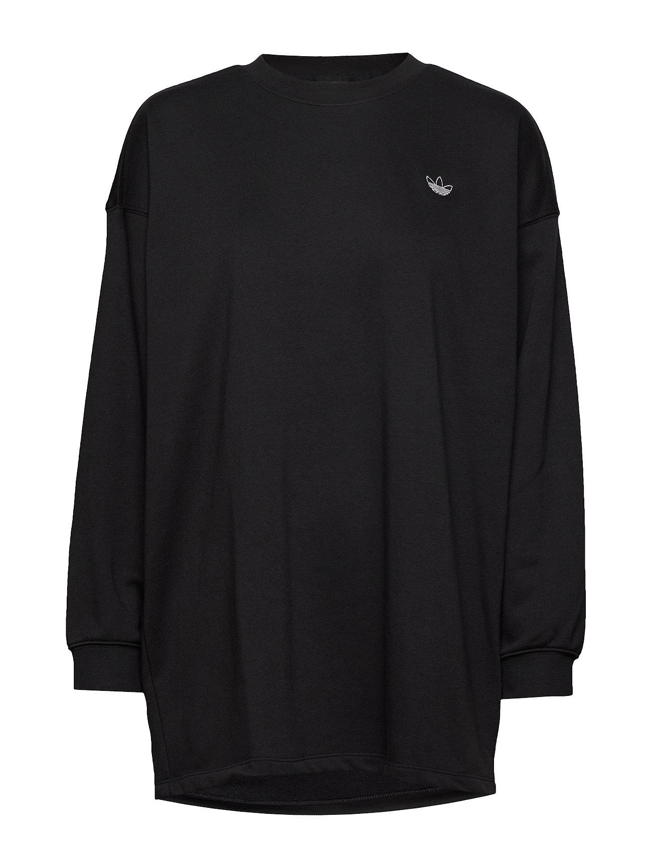 adidas Originals SWEATER - BLACK