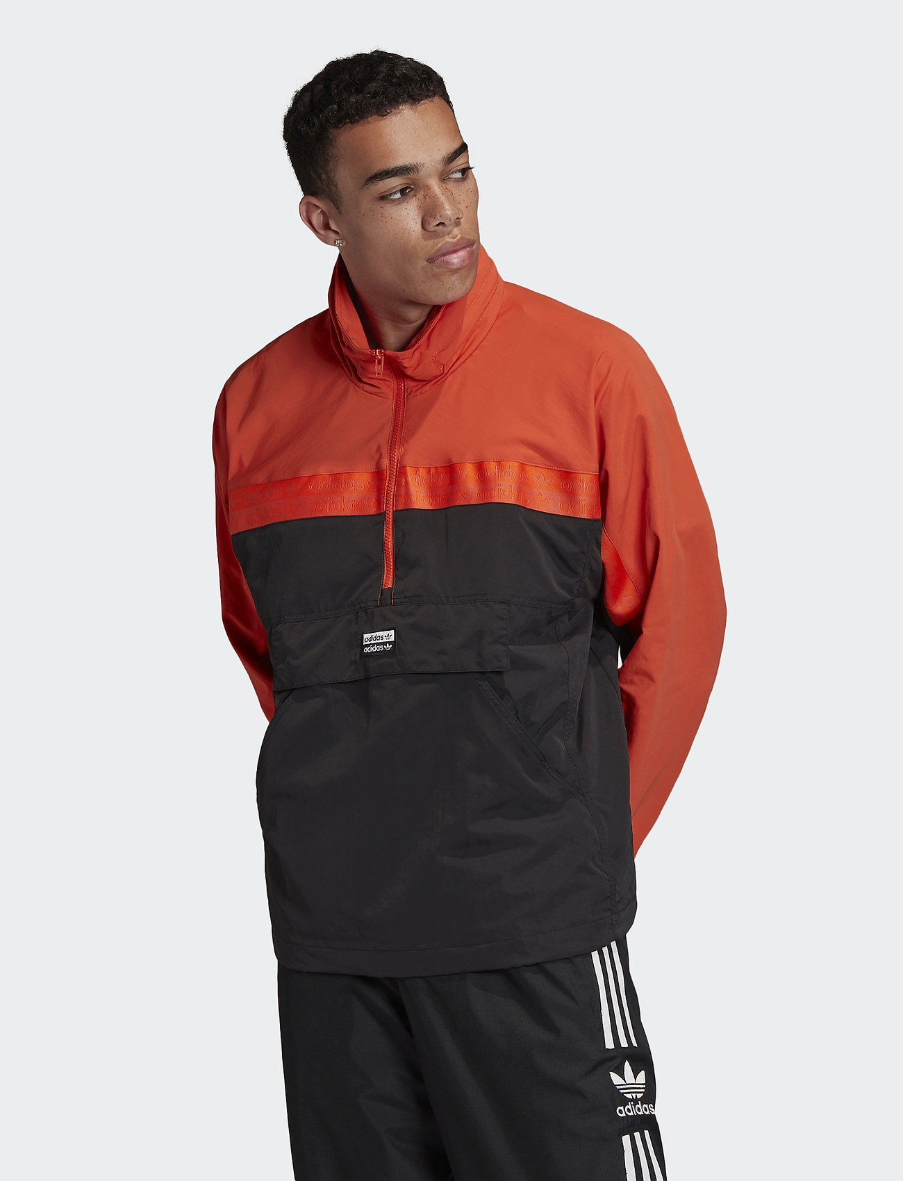 adidas Originals - D TT - athleisure jackets - black/gloamb - 0