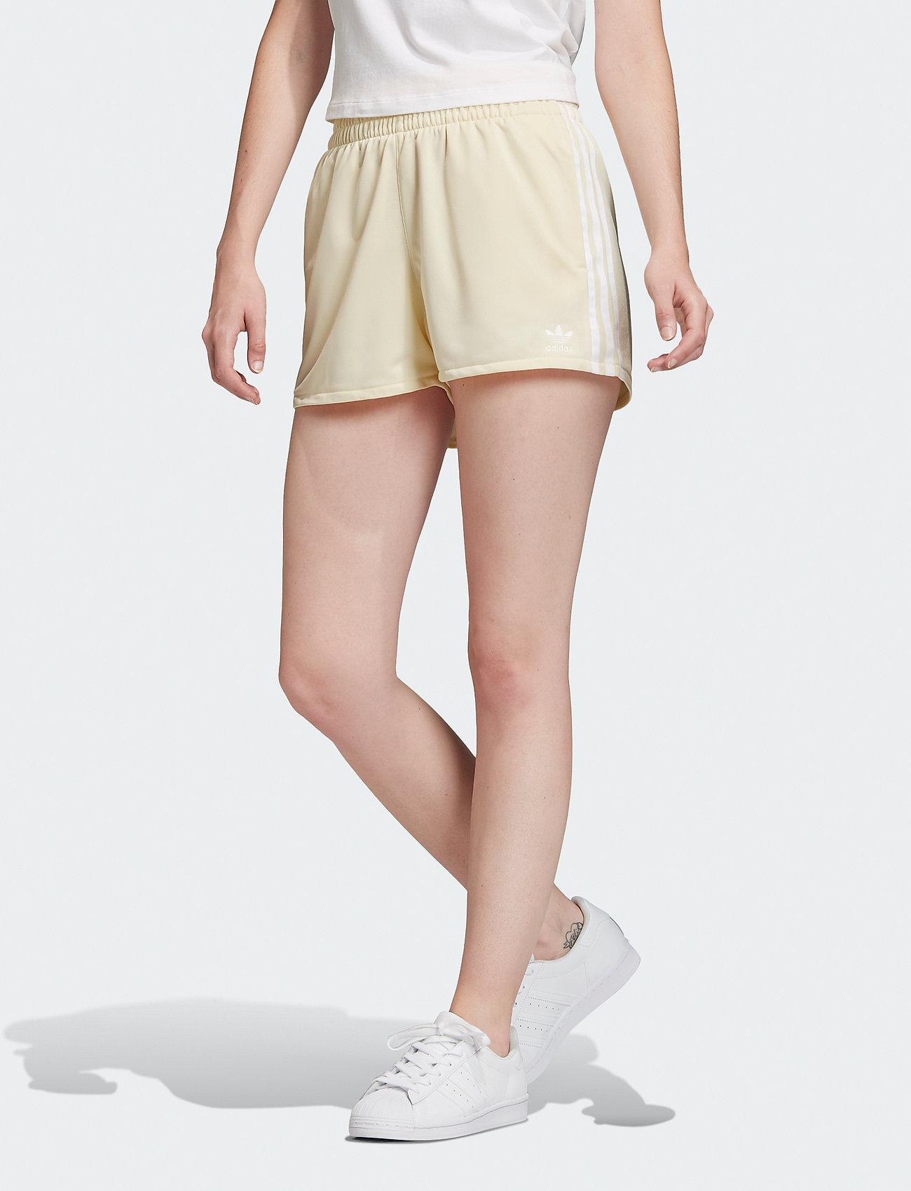 adidas Originals - 3 STR SHORT - easyel/white - 0