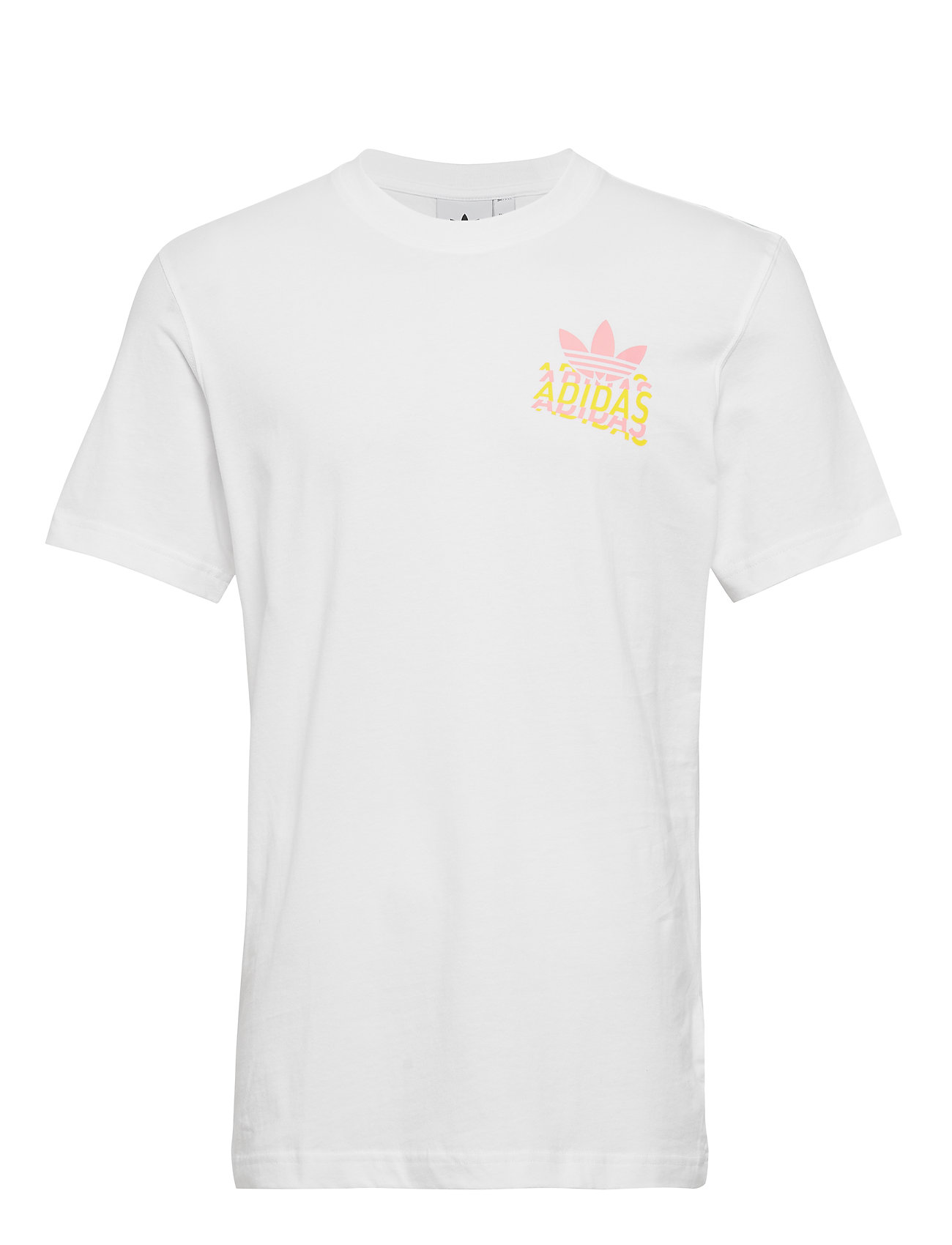 adidas Originals MULTI FADE SP T - WHITE