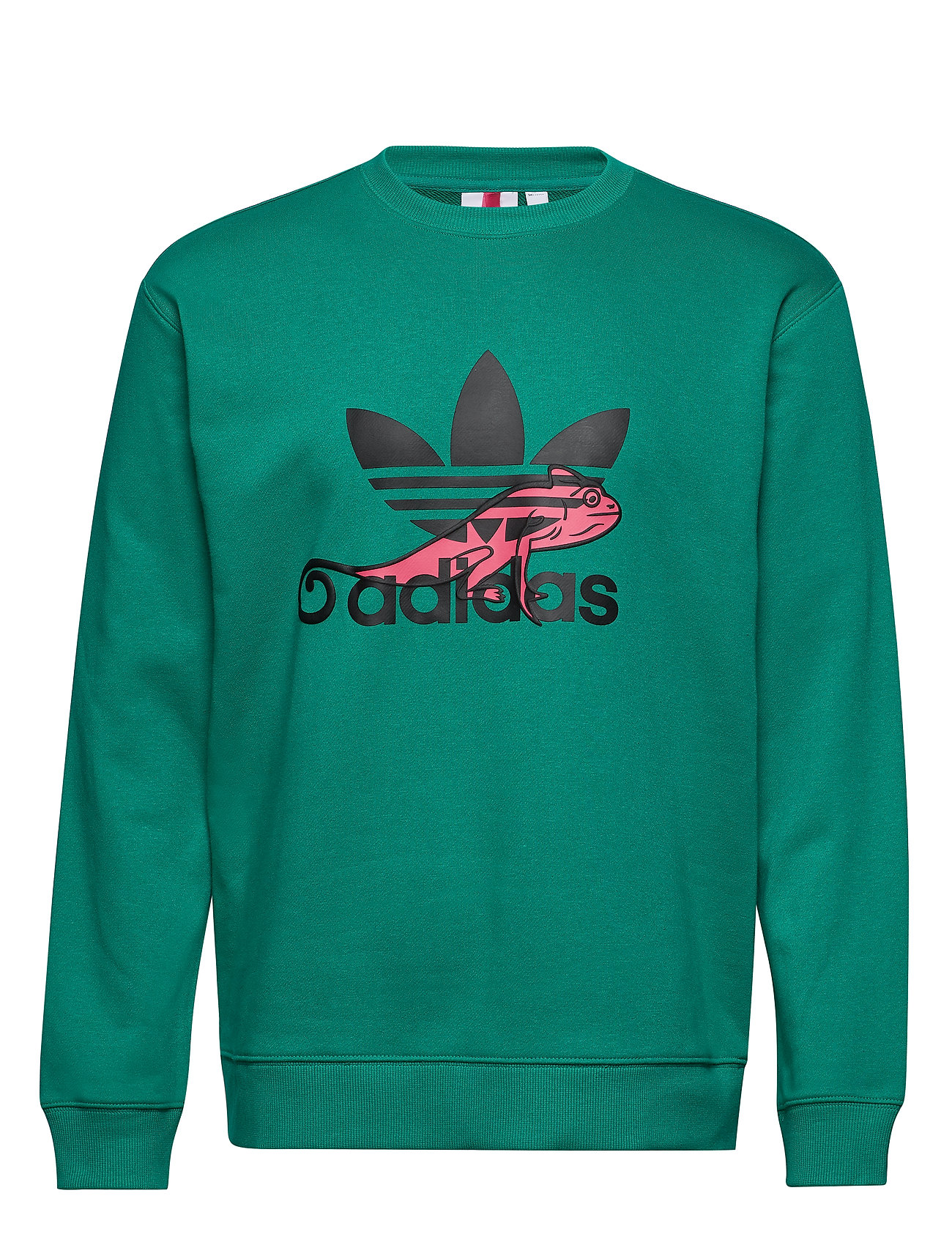 adidas Originals SWEATSHIRT - GLRGRN