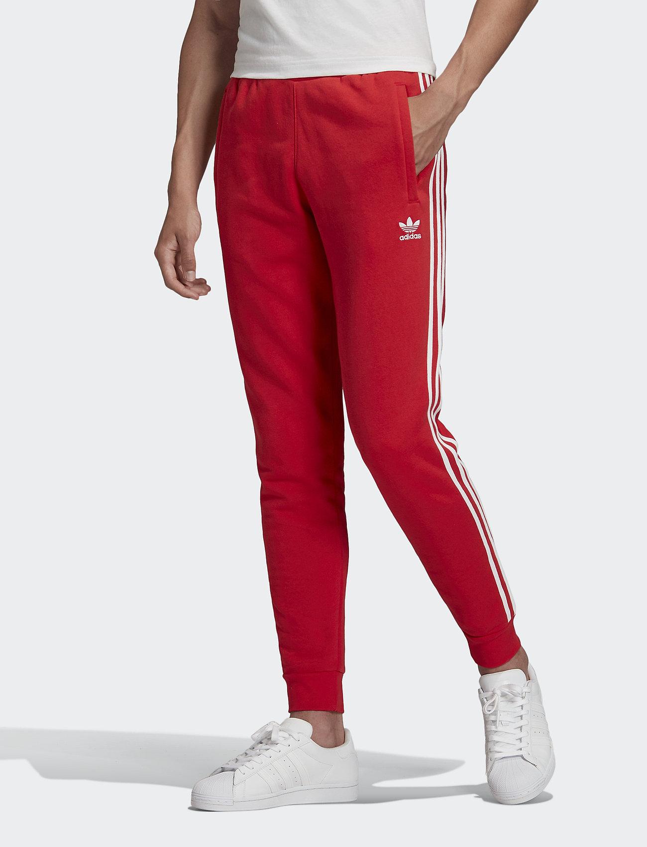 adidas Originals - 3-STRIPES PANT - pants - lusred - 0