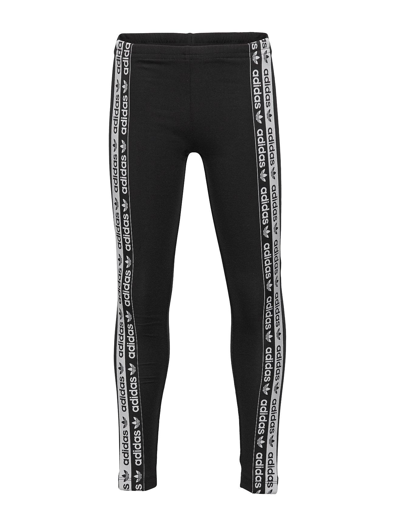 adidas Originals LEGGINGS - BLACK