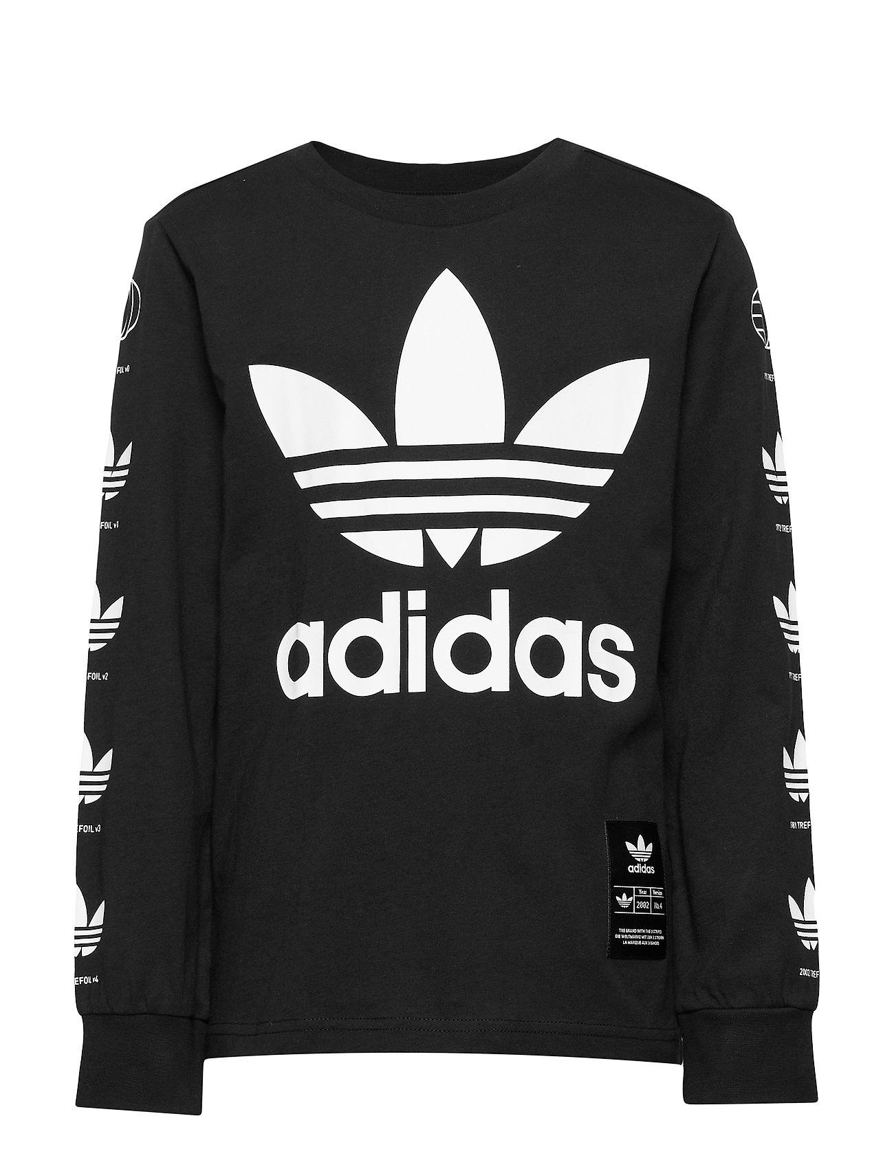adidas Originals LS HISTORY - BLACK
