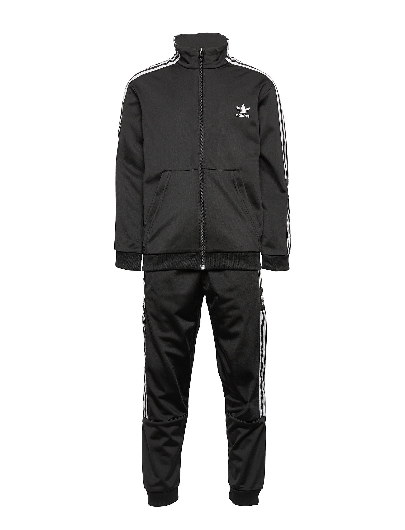 adidas Originals LOCK UP TS - BLACK/WHITE