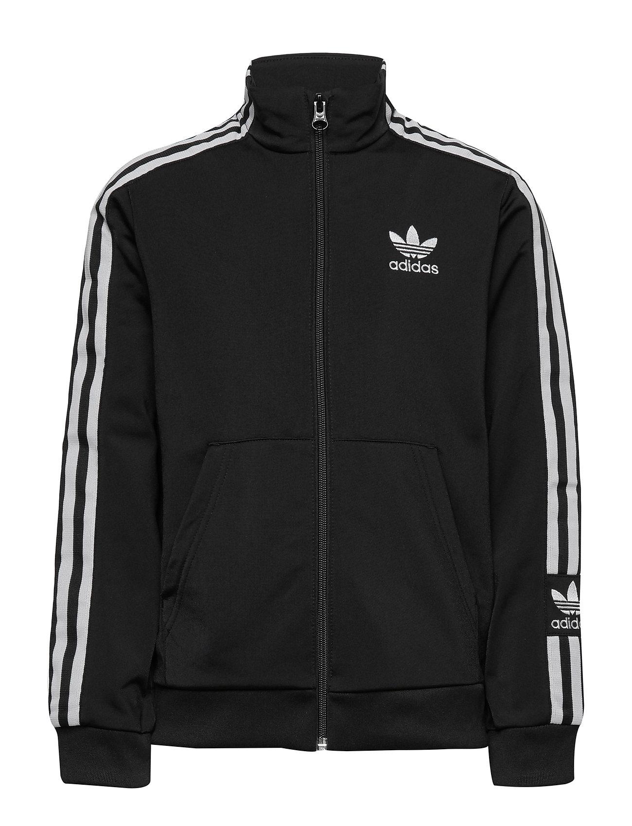 adidas Originals LOCK UP TT - BLACK/WHITE