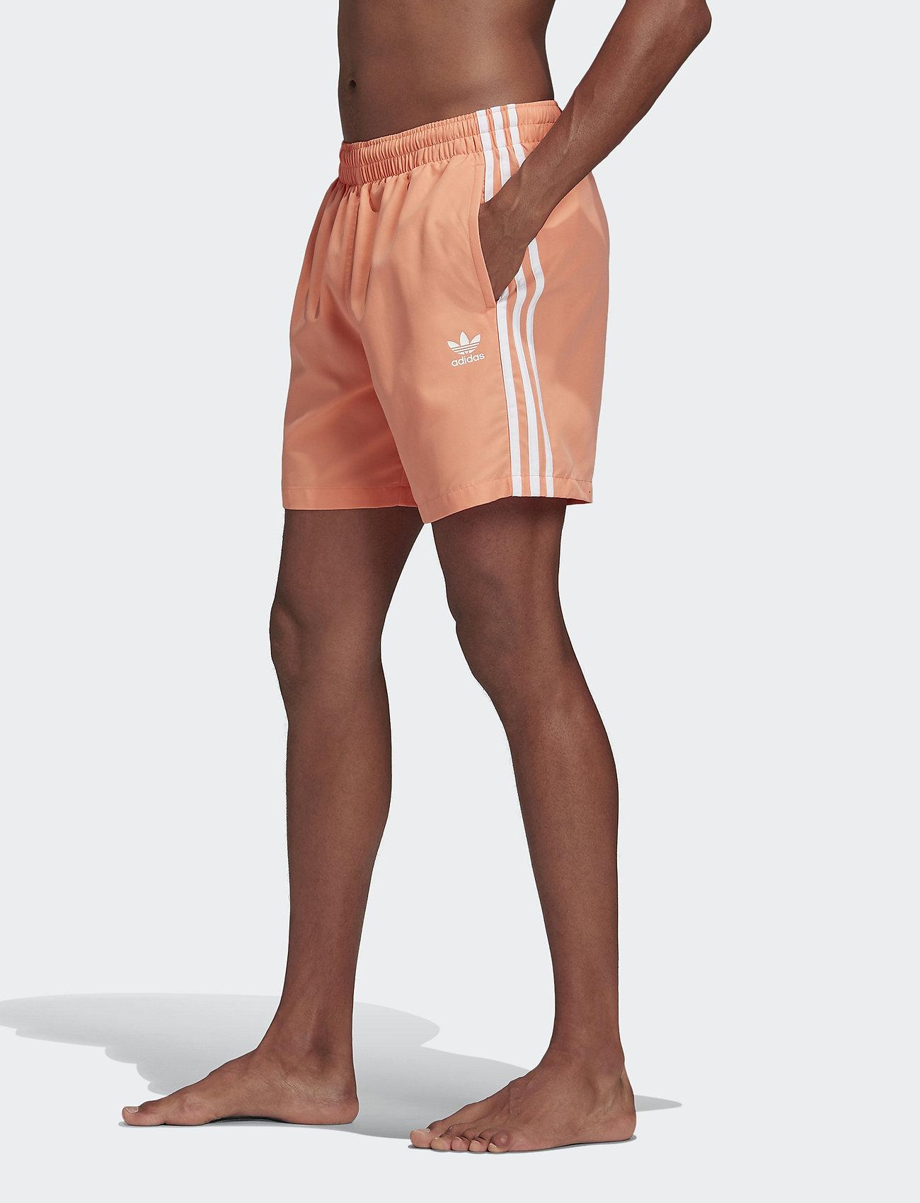 adidas Originals - 3 STRIPE SWIMS - uimashortsit - chacor - 0