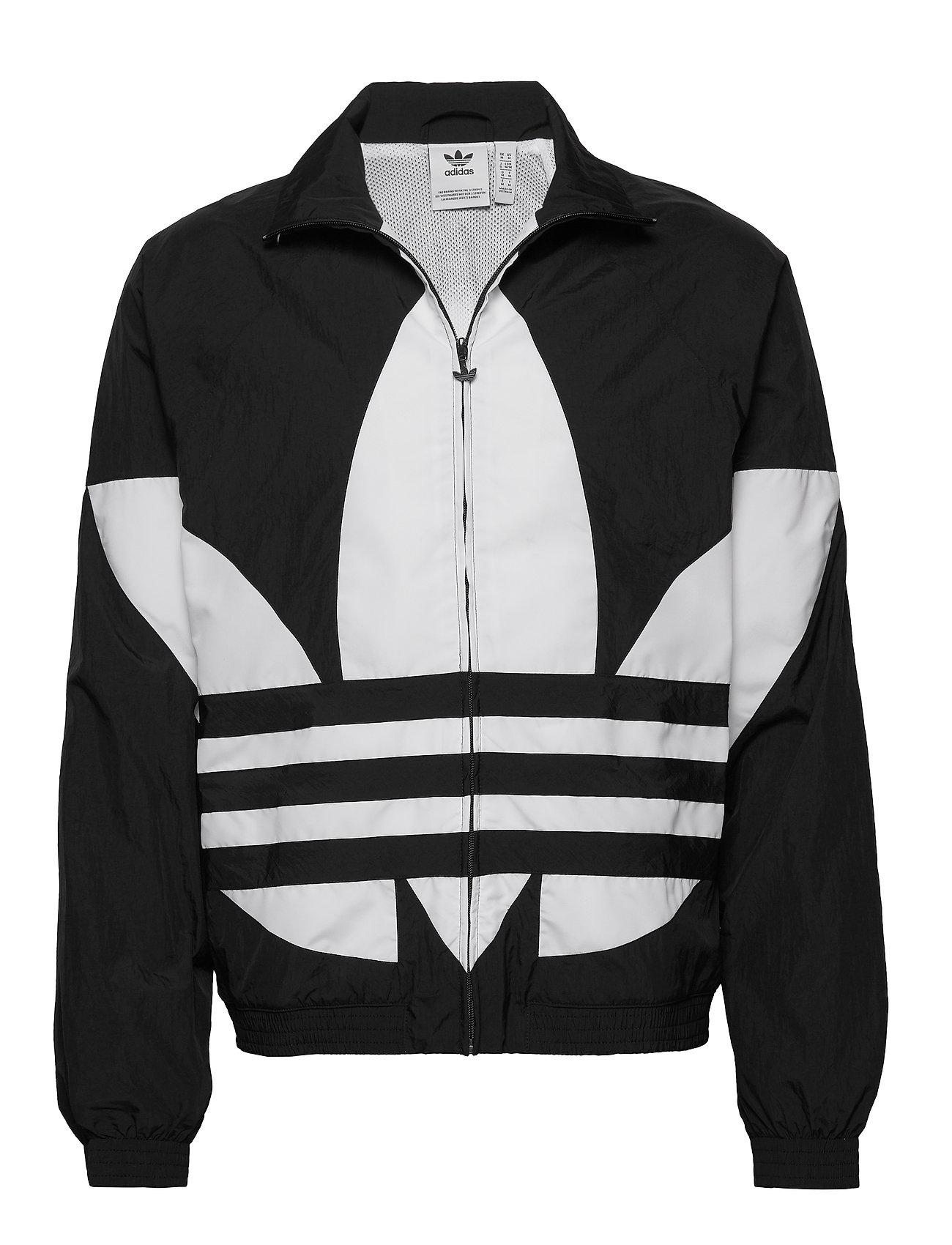adidas Originals BG TREFOIL TT - BLACK