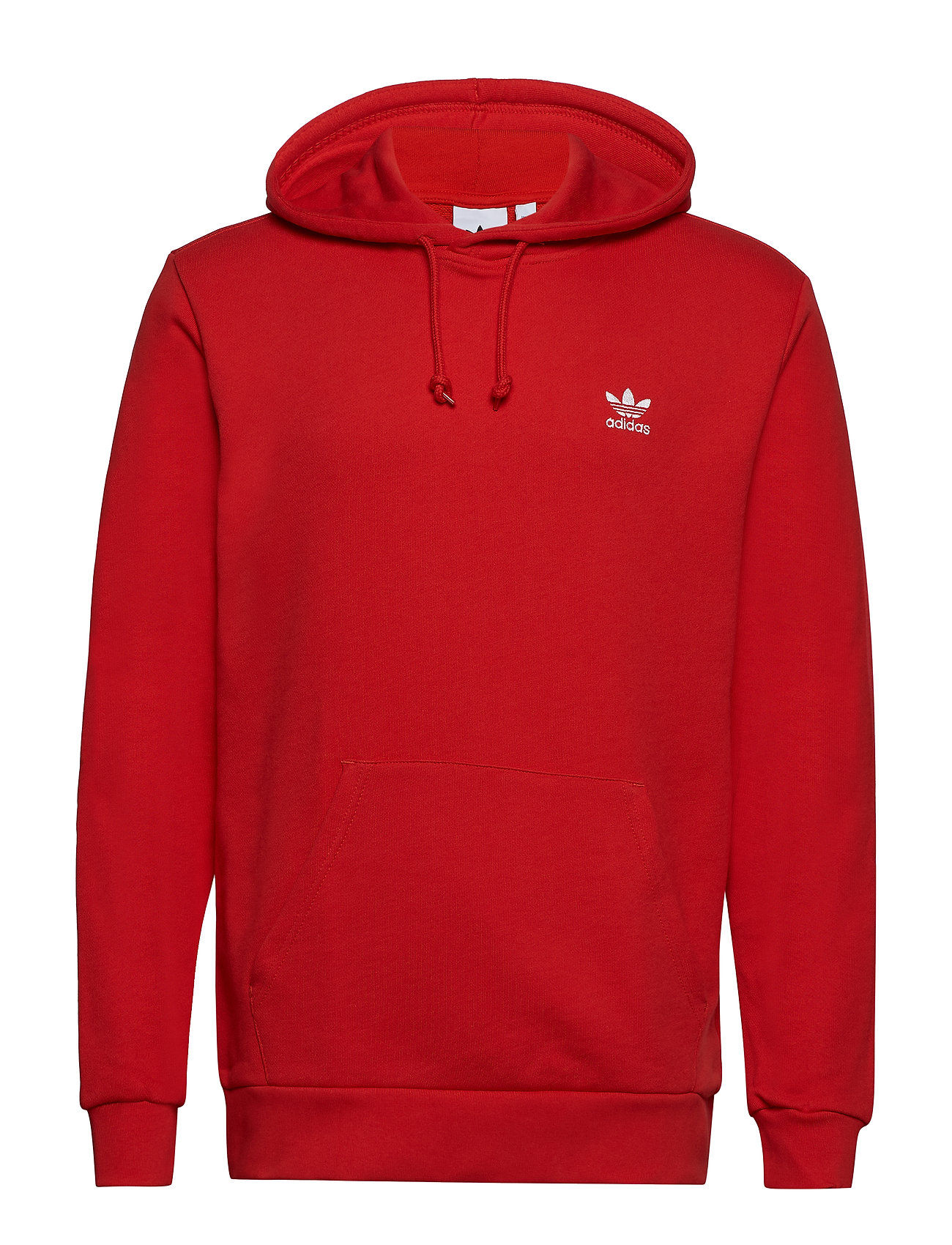 adidas Originals ESSENTIAL HOODY - LUSRED
