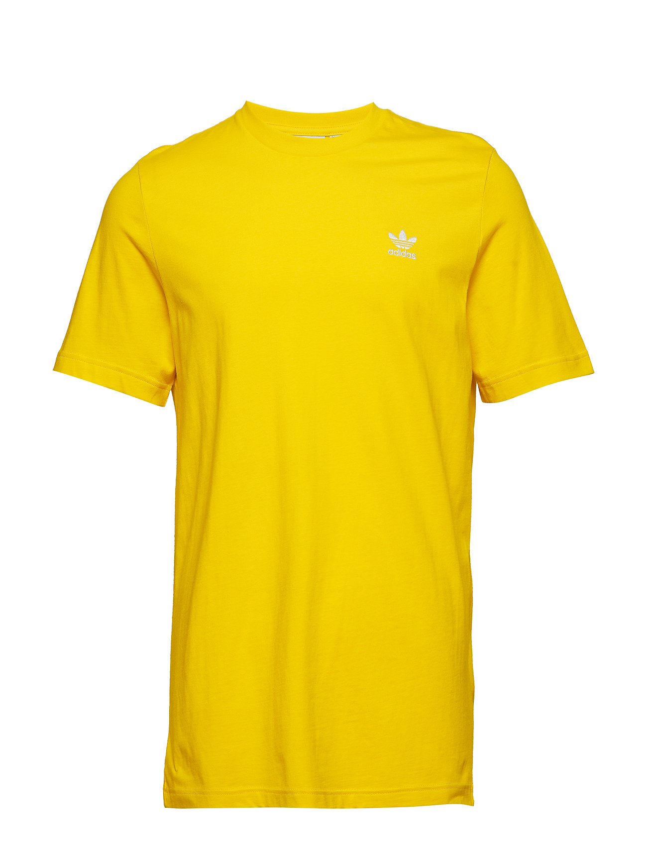 adidas Originals ESSENTIAL T - YELLOW