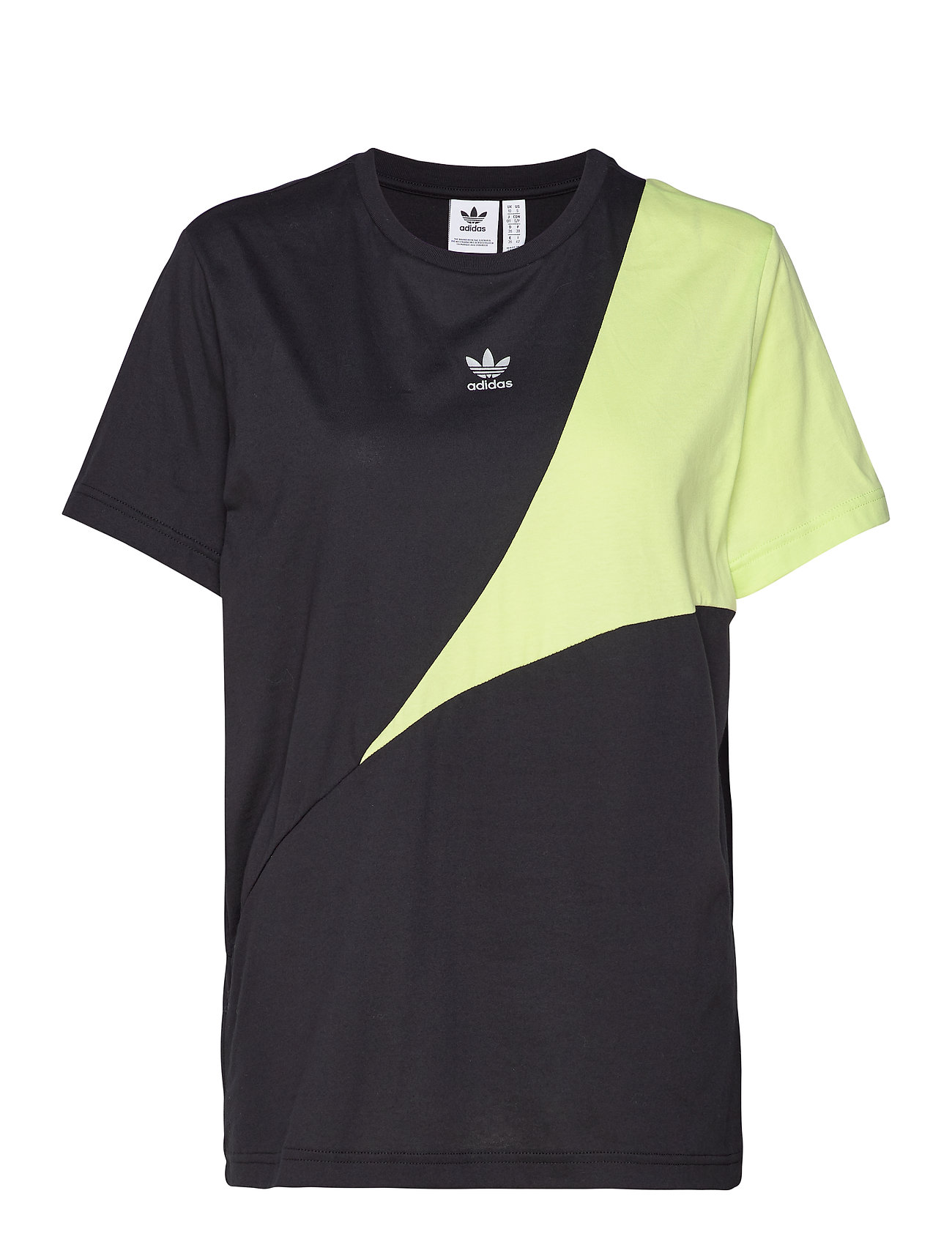 adidas Originals BOYFRIEND TEE - BLACK