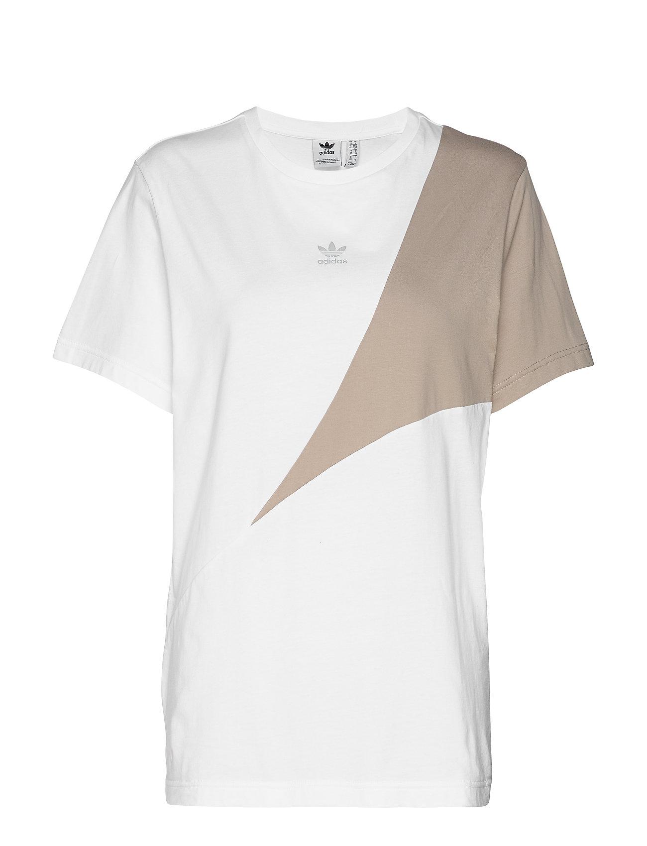 adidas Originals BOYFRIEND TEE - WHITE