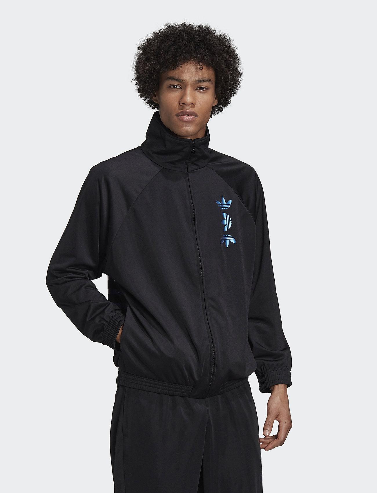 adidas Originals - ZENO TT - perus-college-paitoja - black/royblu