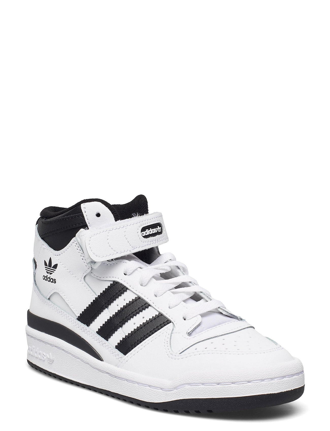 Forum Mid High-top Sneakers Hvid Adidas Originals