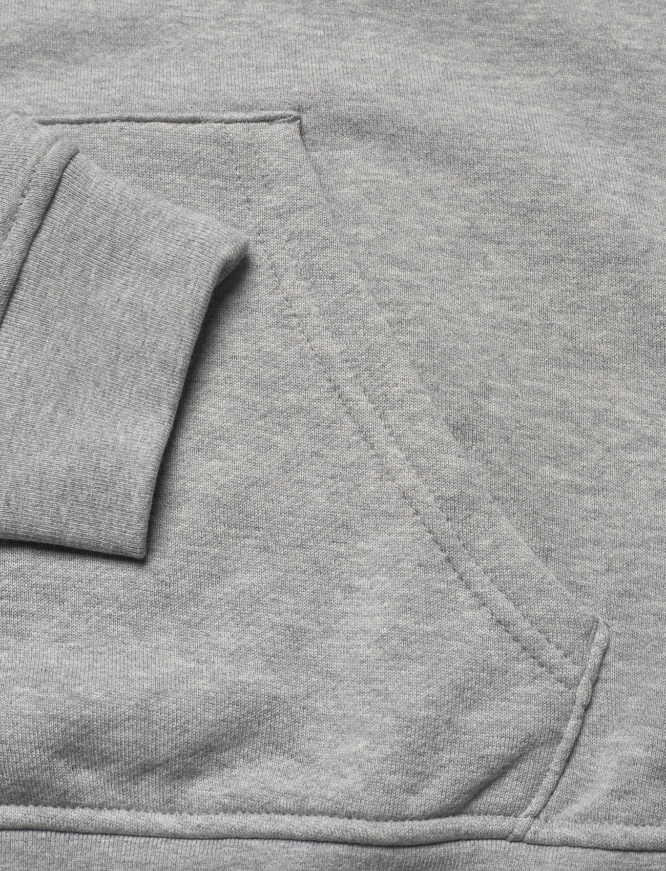 adidas Originals ZENO HOOD - Sweatshirts MGREYH/SCARLE - Menn Klær