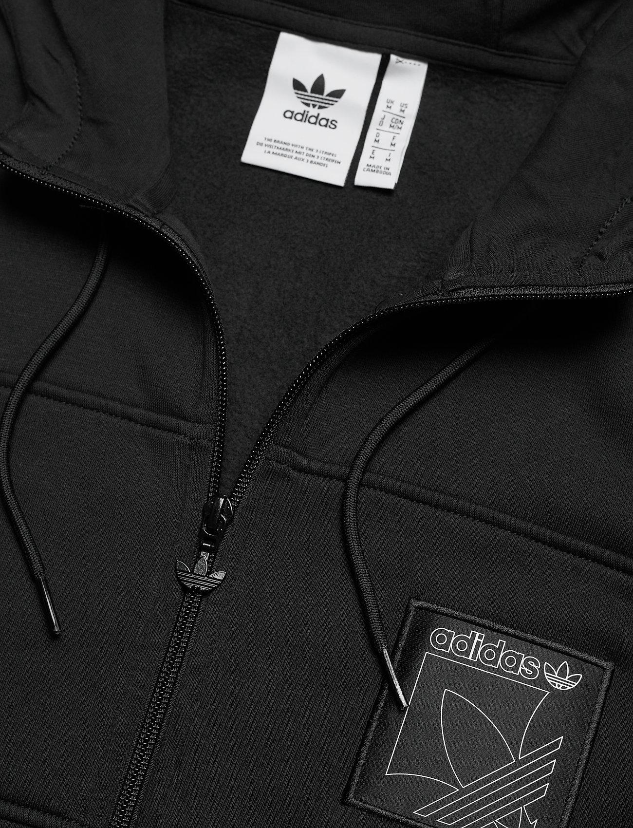 Sprt Icon Fzh (Black) (55.96 €) - adidas Originals QwhM0