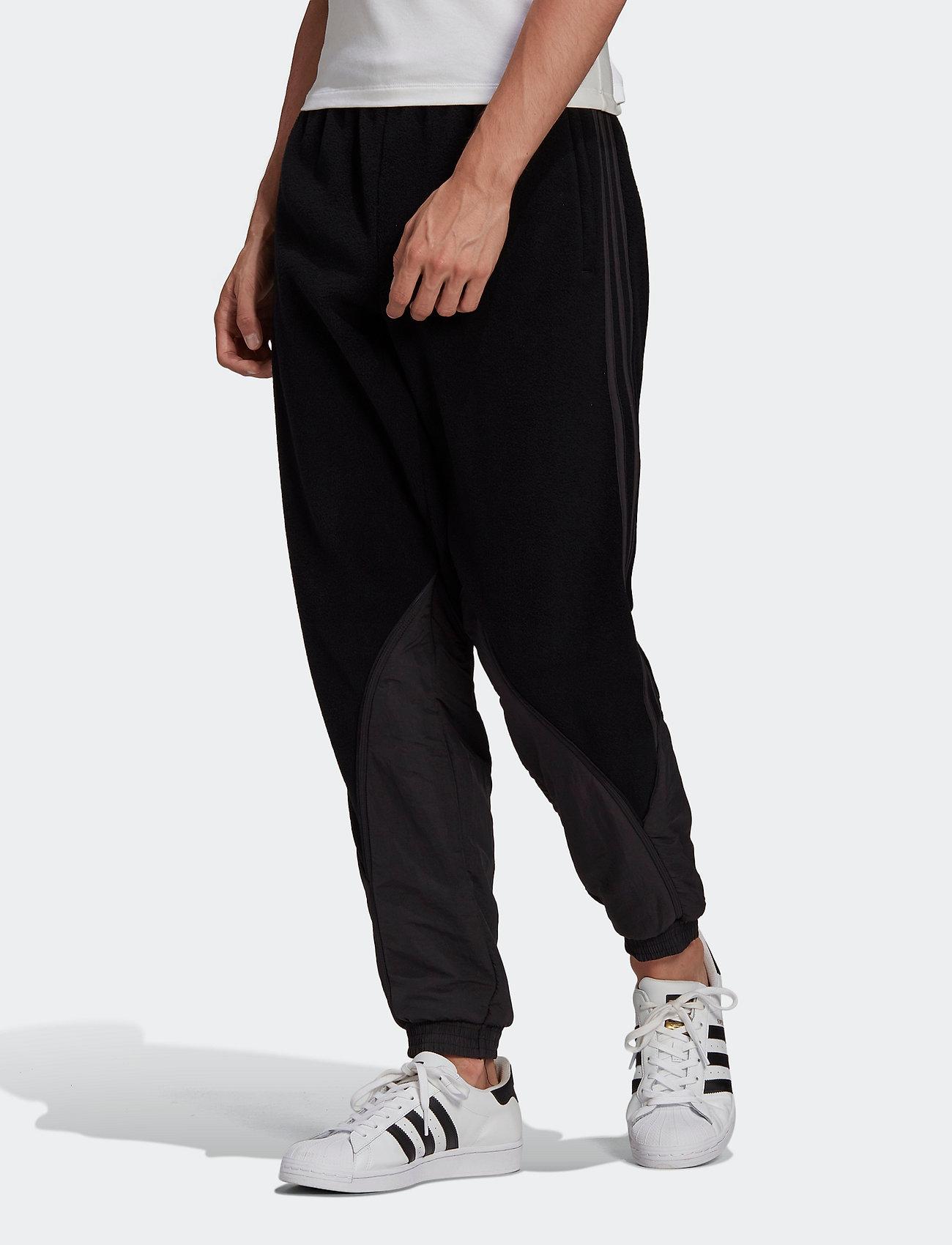 adidas Originals - BG TRF MIX TP - treenihousut - black - 0