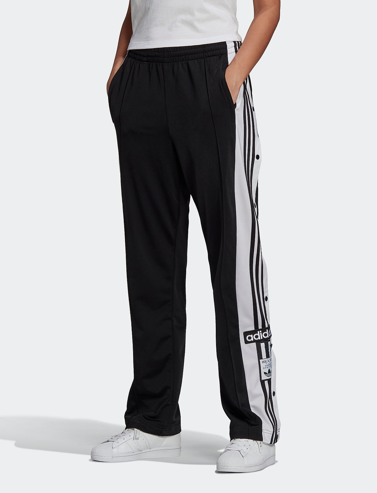 adidas Originals - Adicolor Classics Adibreak Track Pants W - bukser - black - 0