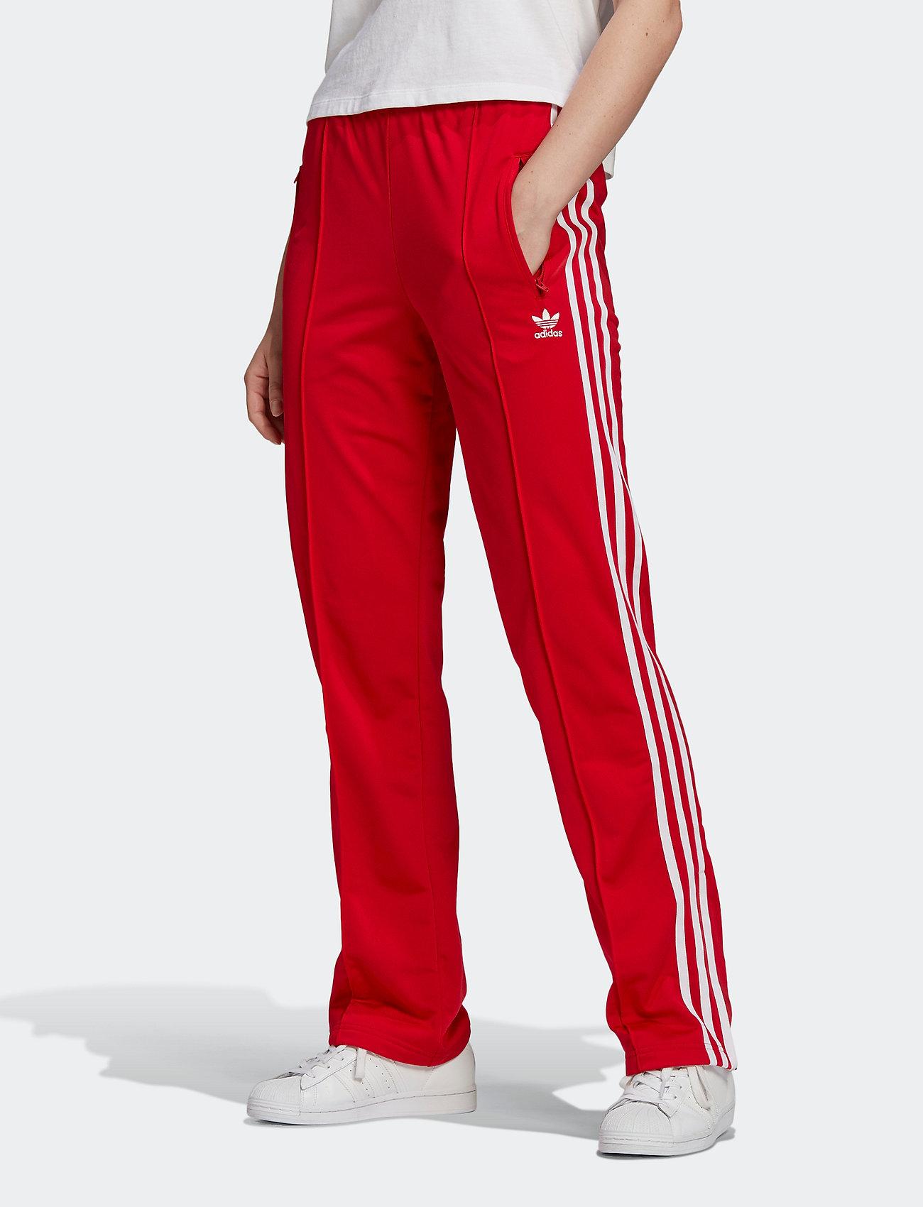 adidas Originals - Adicolor Classics Firebird Primeblue Track Pants W - trainingsbroek - scarle - 0