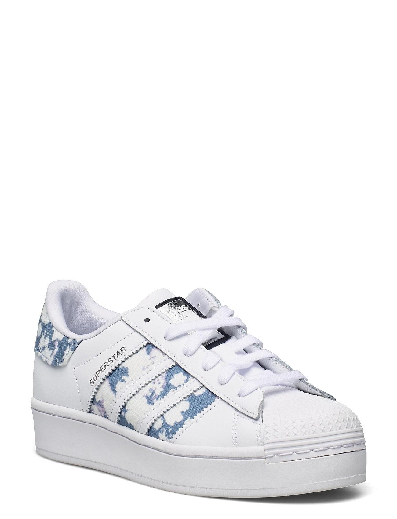 Superstar Bold W Low-top Sneakers Hvid Adidas Originals