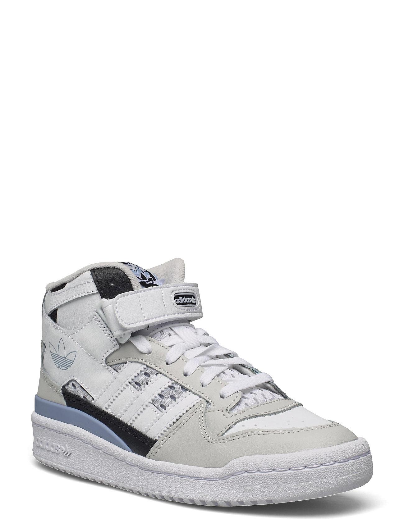 Forum Mid High-top Sneakers Multi/mønstret Adidas Originals