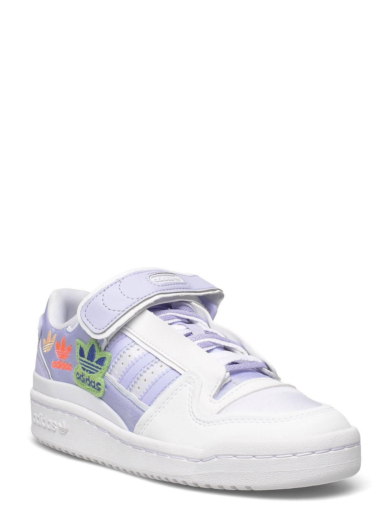 Forum Plus W Low-top Sneakers Hvid Adidas Originals