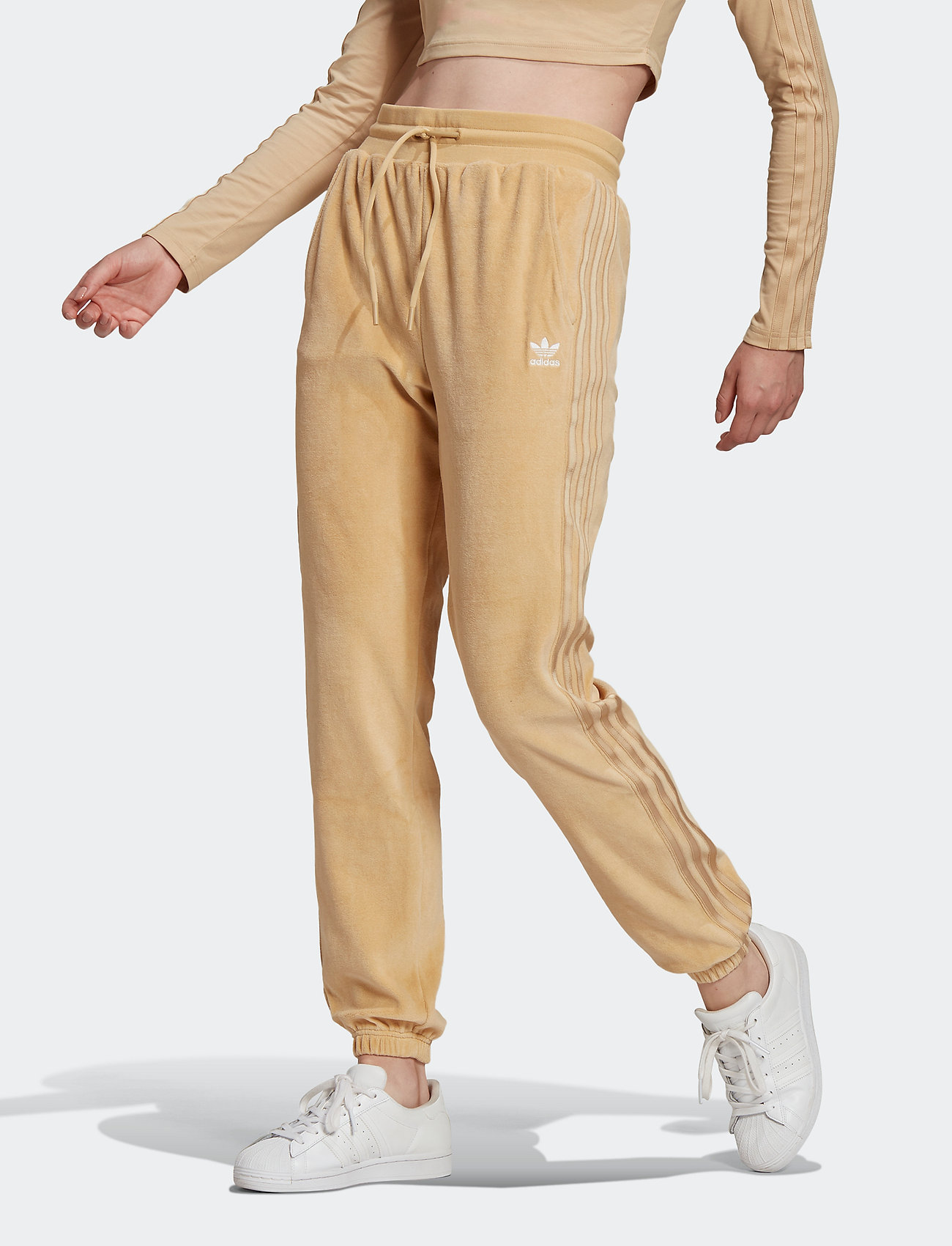 adidas Originals - Slim Joggers W - trainingsbroek - hazbei - 0