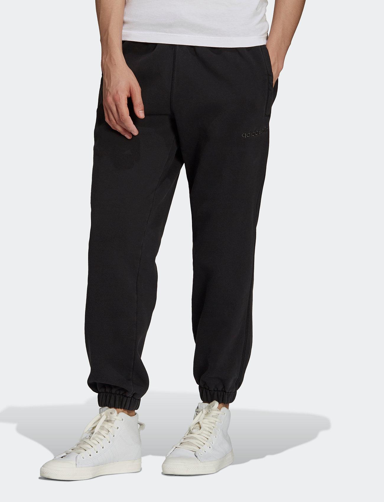 adidas Originals - Dyed Pants - treenihousut - black - 0