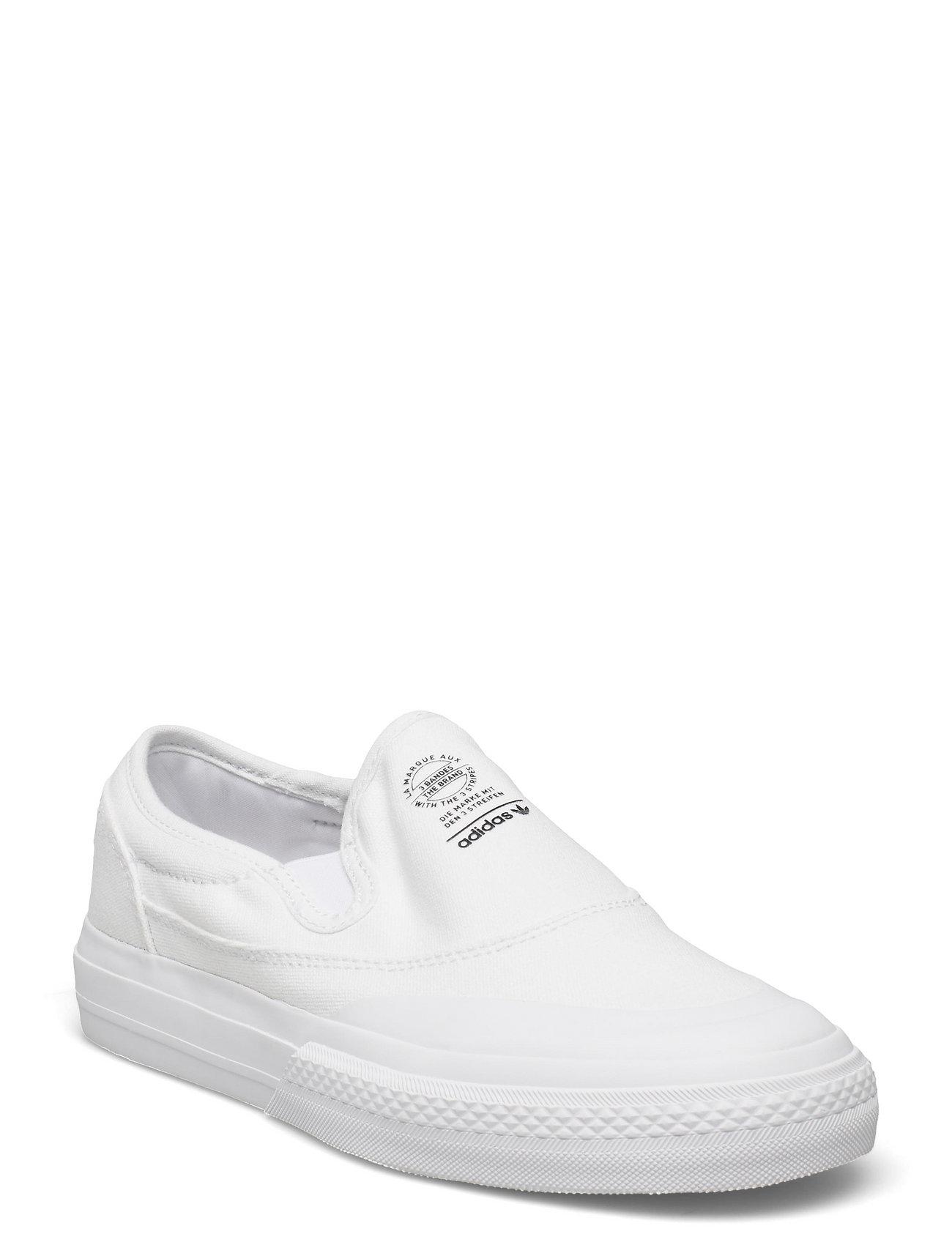 Nizza Rf Slip Sneakers Hvid Adidas Originals