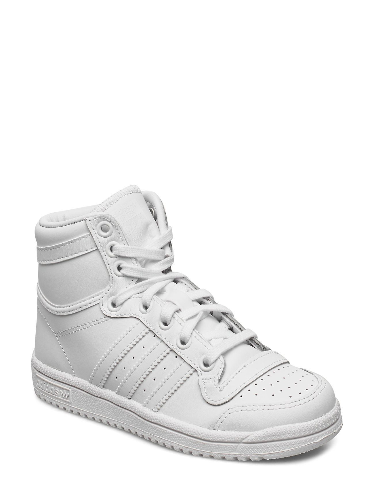 adidas Originals TOP TEN HI C - FTWWHT/FTWWHT/FTWWHT