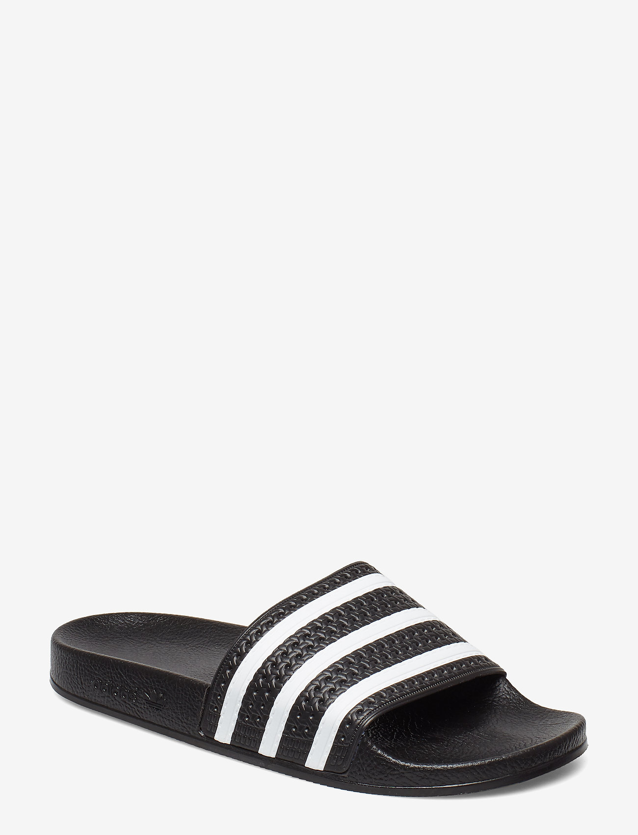 adidas Originals - ADILETTE - pool sliders - cblack/white/cblack - 0
