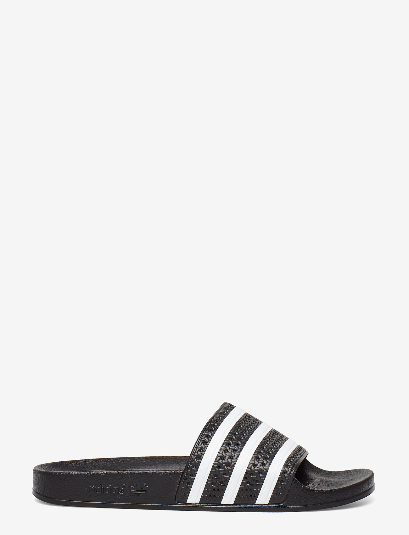 adidas Originals - ADILETTE - pool sliders - cblack/white/cblack - 1