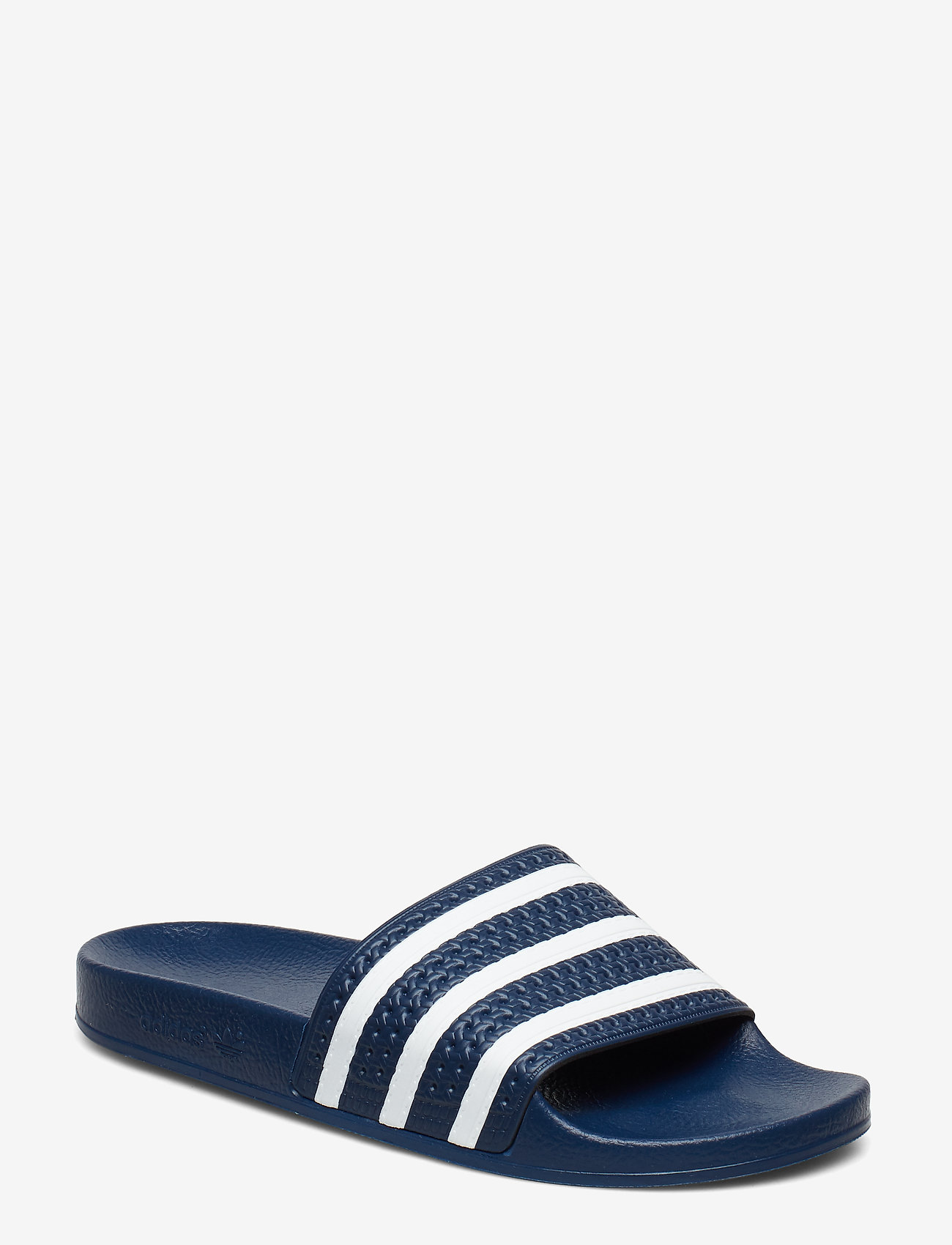 adidas Originals - Adilette Slides - tennarit - adiblu/white/adiblu - 0