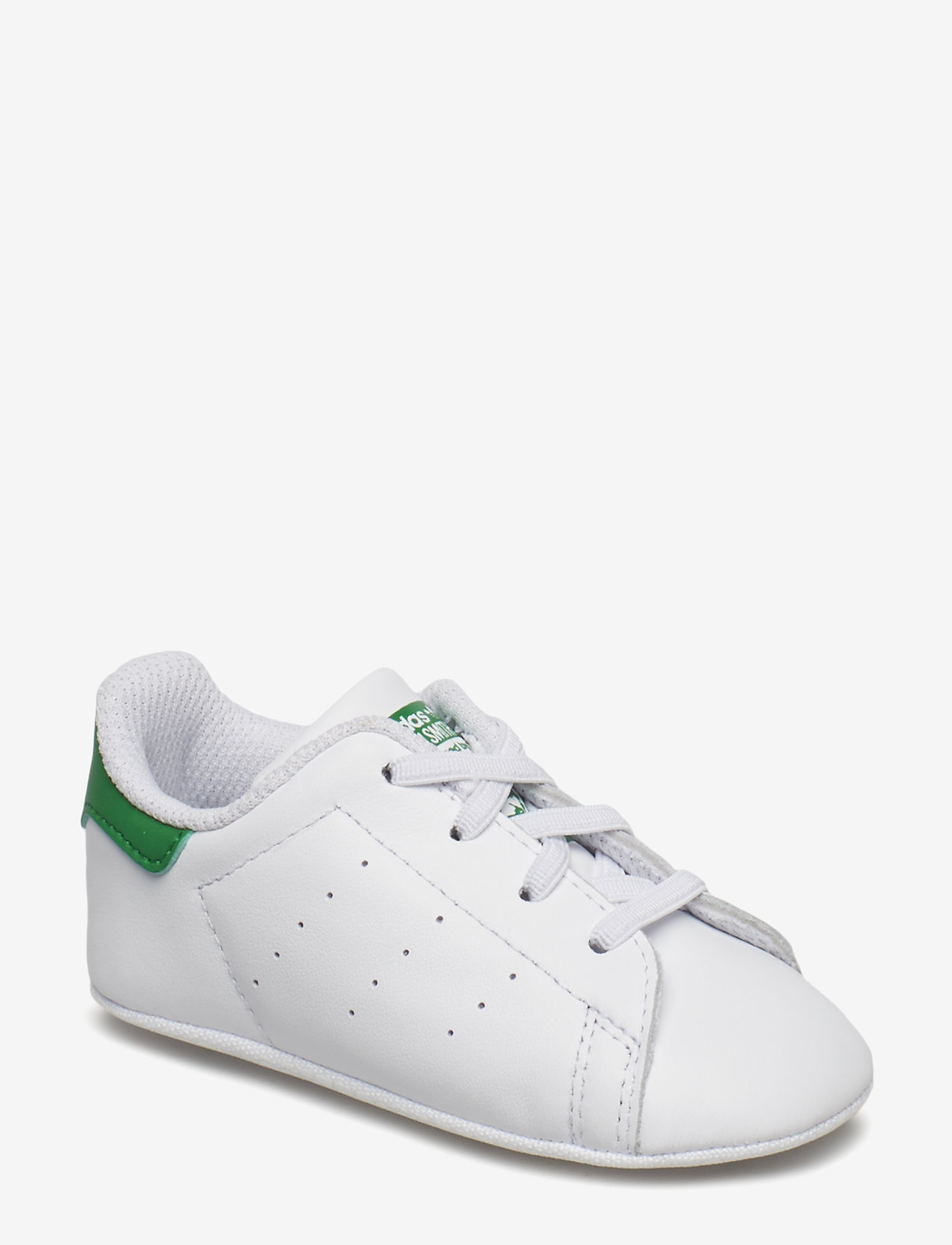 adidas Originals - Stan Smith - hausschuhe - ftwwht/ftwwht/green - 0