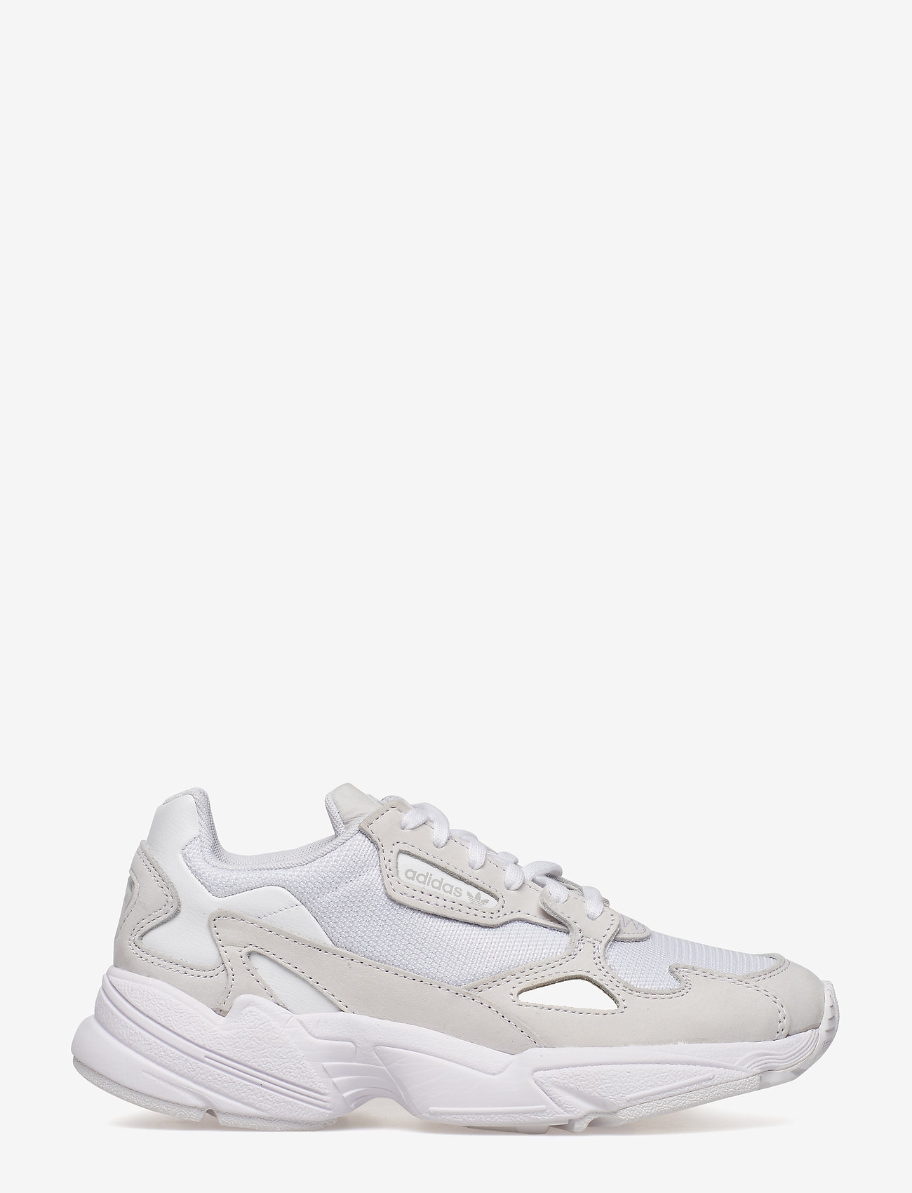 adidas Originals - FALCON W - chunky sneakers - ftwwht/ftwwht/crywht - 1
